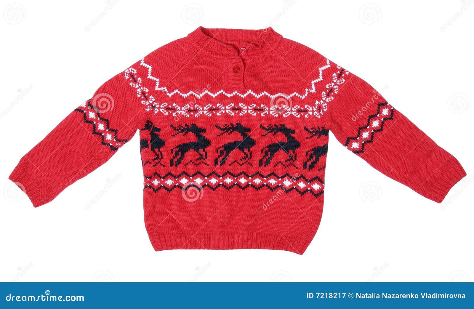 l'ultimo 197dd 70a57 Maglione Di Stile Di Natale Immagine Stock - Immagine di ...