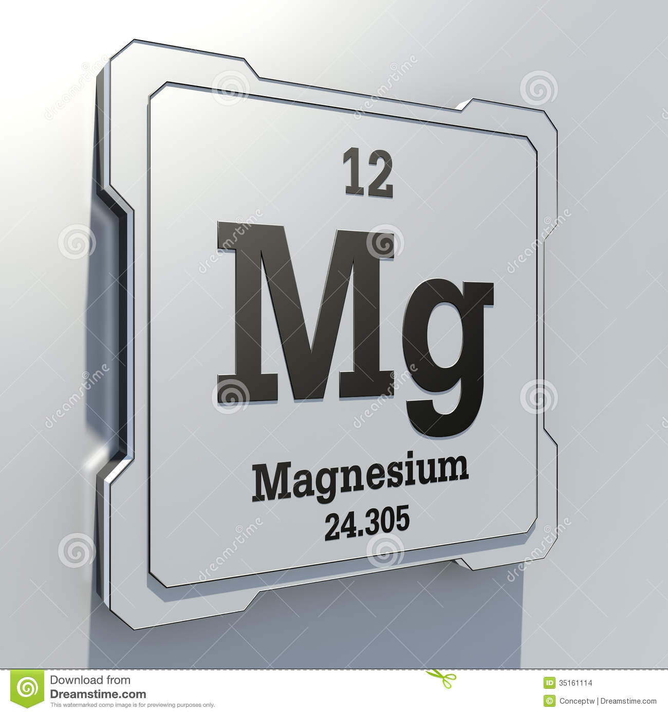 Magnesium element stock illustration image of laboratory 35161114 royalty free stock photo gamestrikefo Gallery