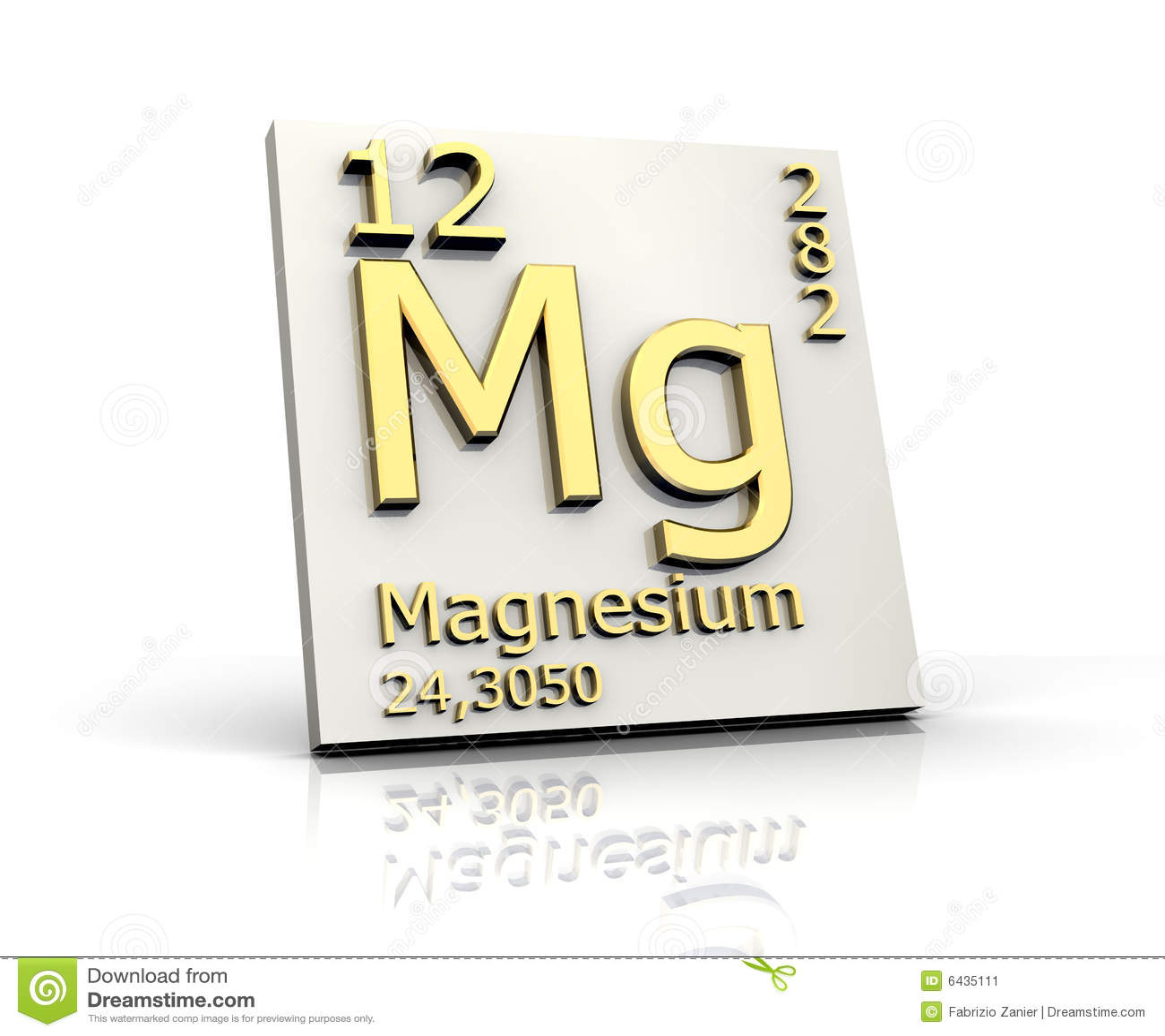 Calcium form periodic table of elements royalty free stock image magnesium form periodic table of elements stock image gamestrikefo Images
