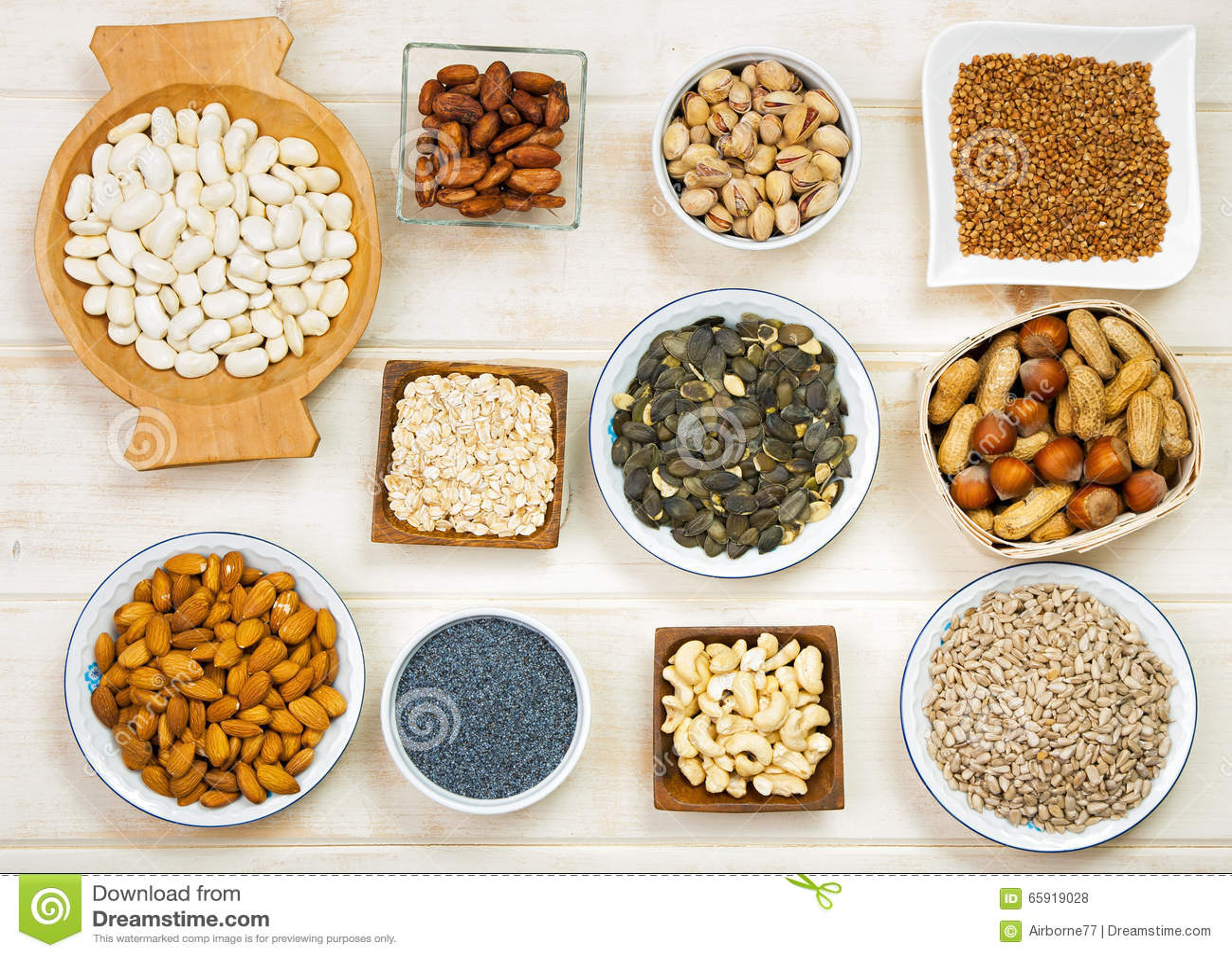 magnesium i mat