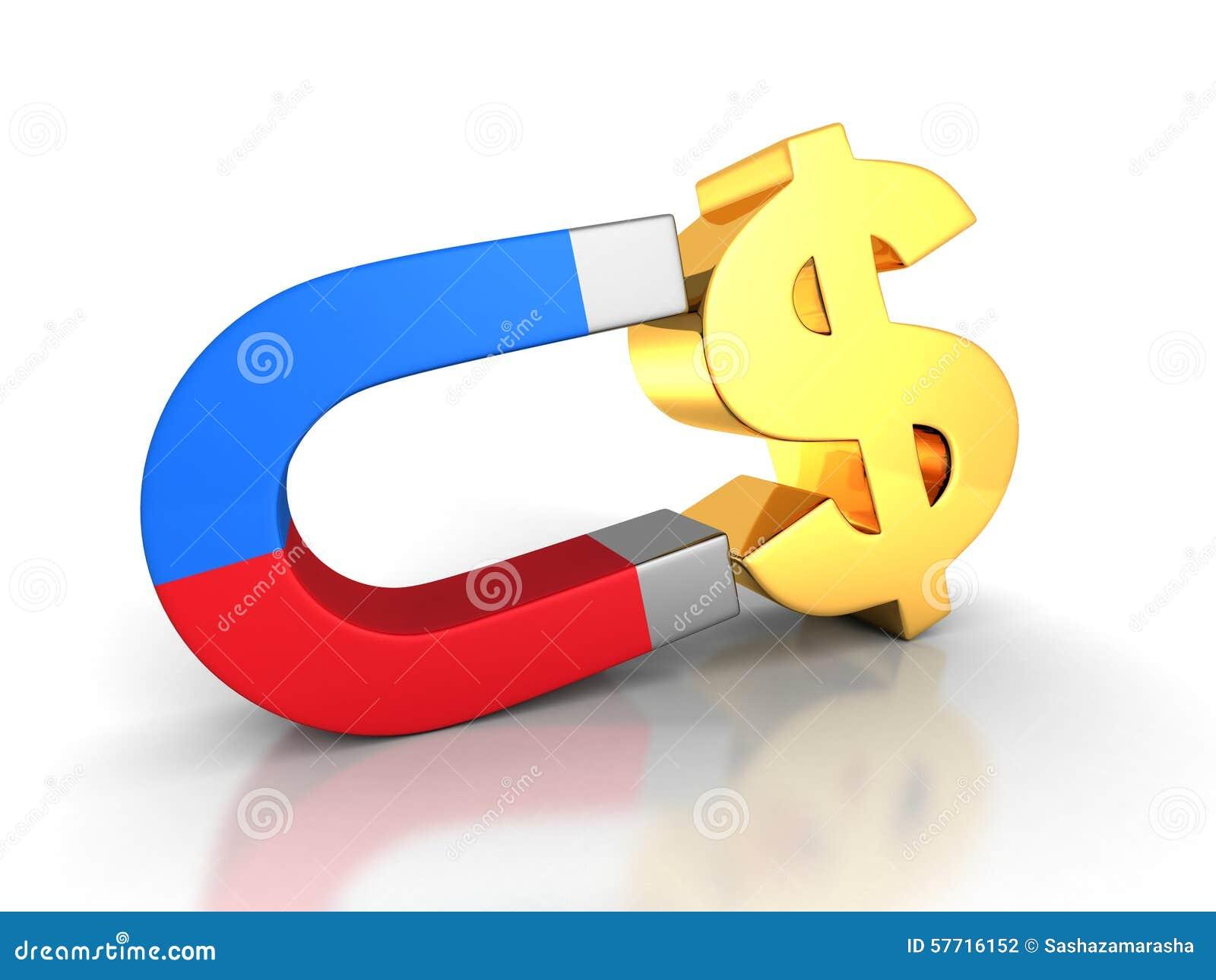 Attract money symbol emoji