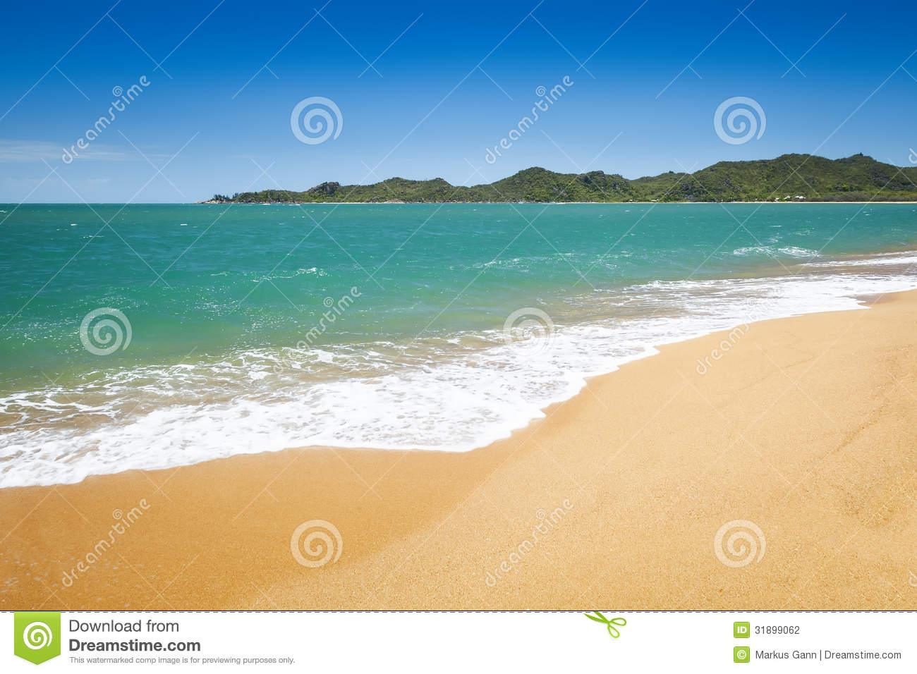 Magnetic Island Australia  city pictures gallery : Magnetic Island Australia Stock Photography Image: 31899062