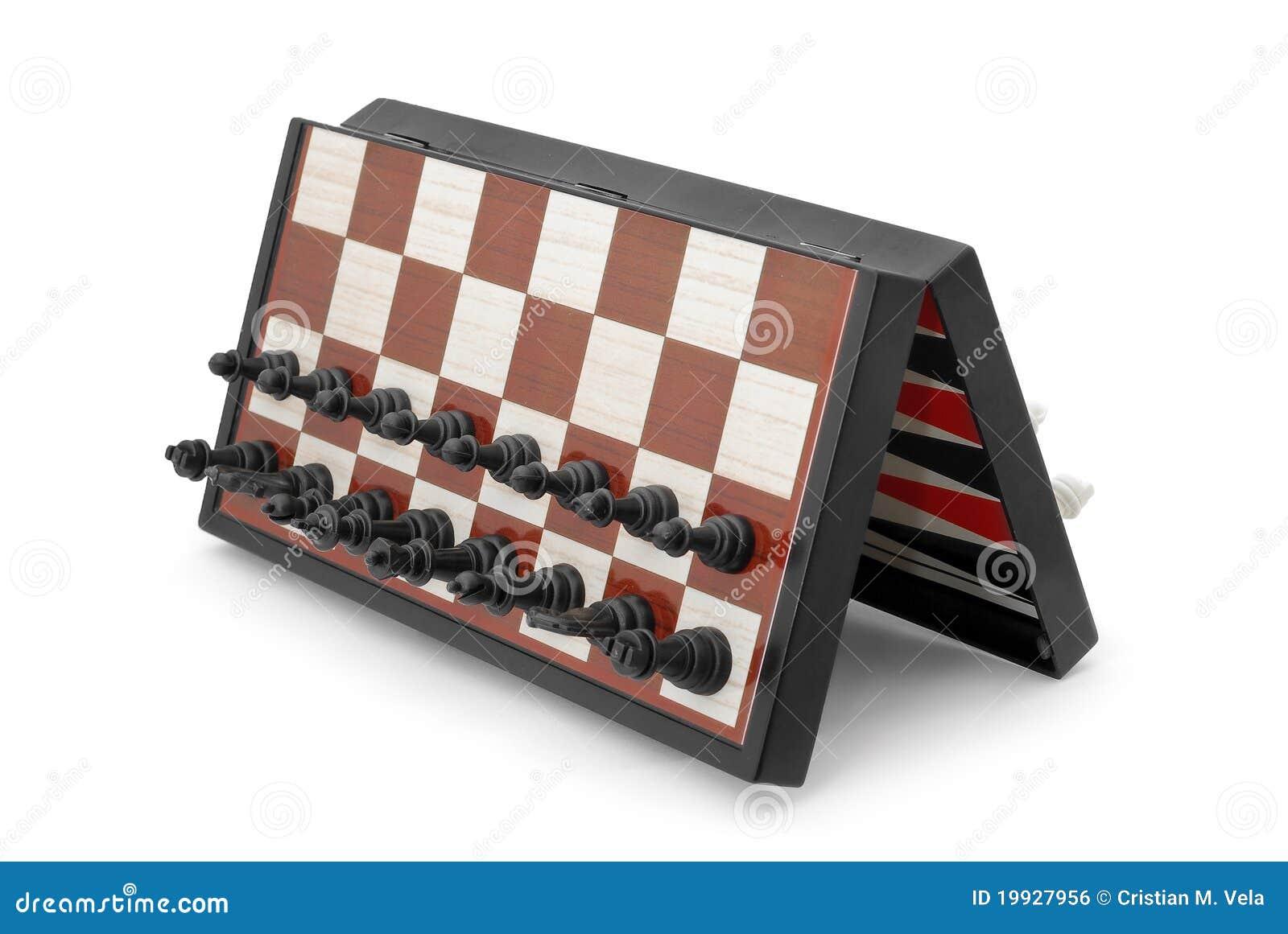 Magnetisch schaak