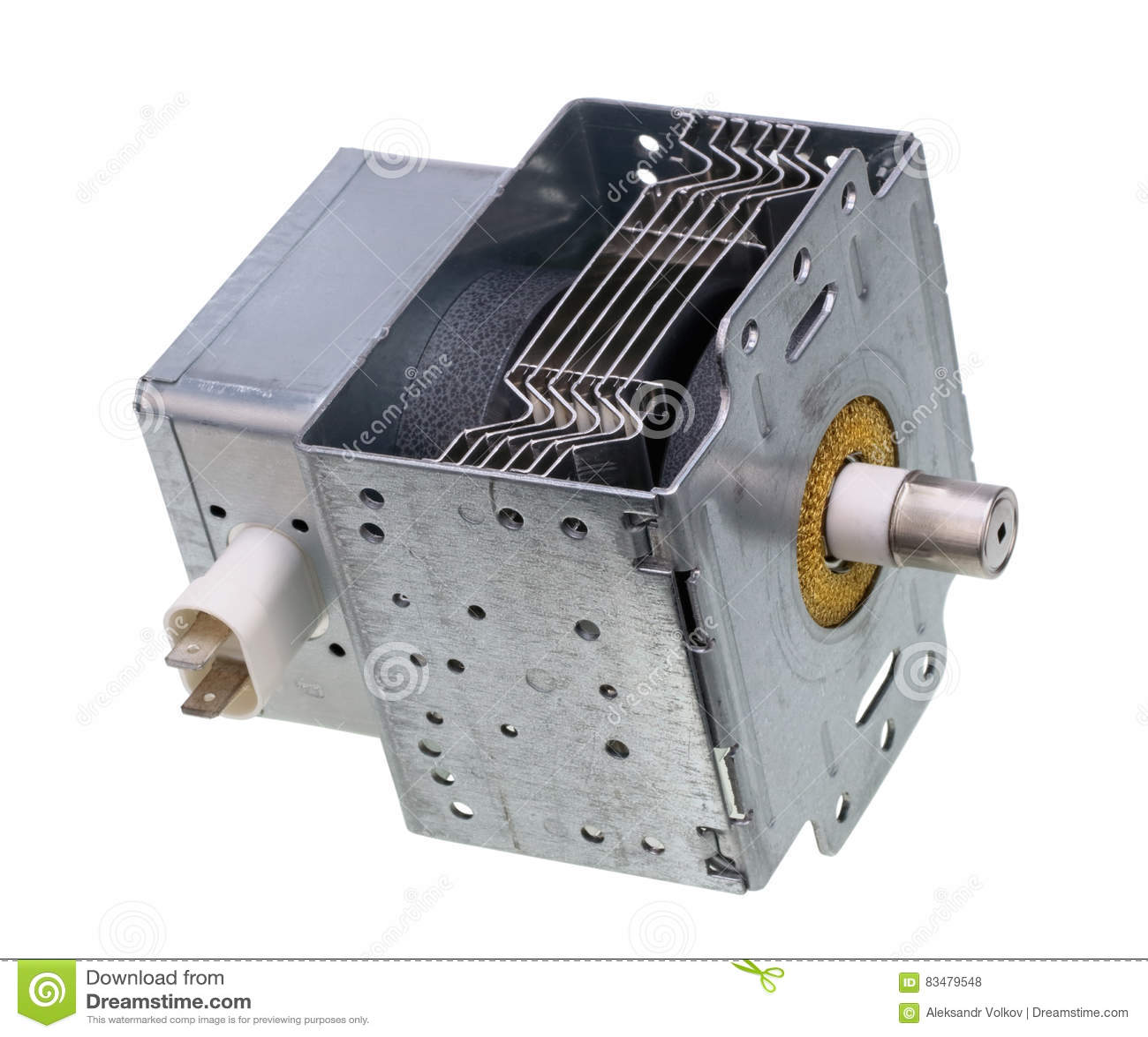 generador ondas microondas