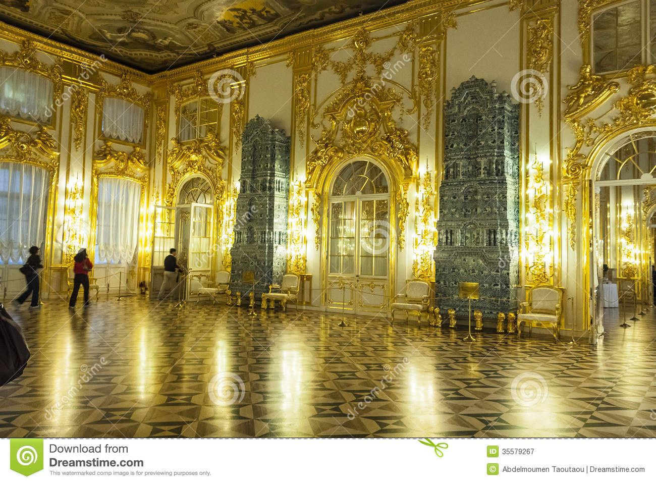 The Magnificent Ballroom Editorial Photography Image Of