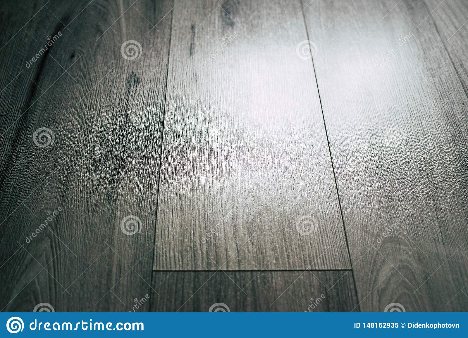 Magnificent wooden background in gray tone