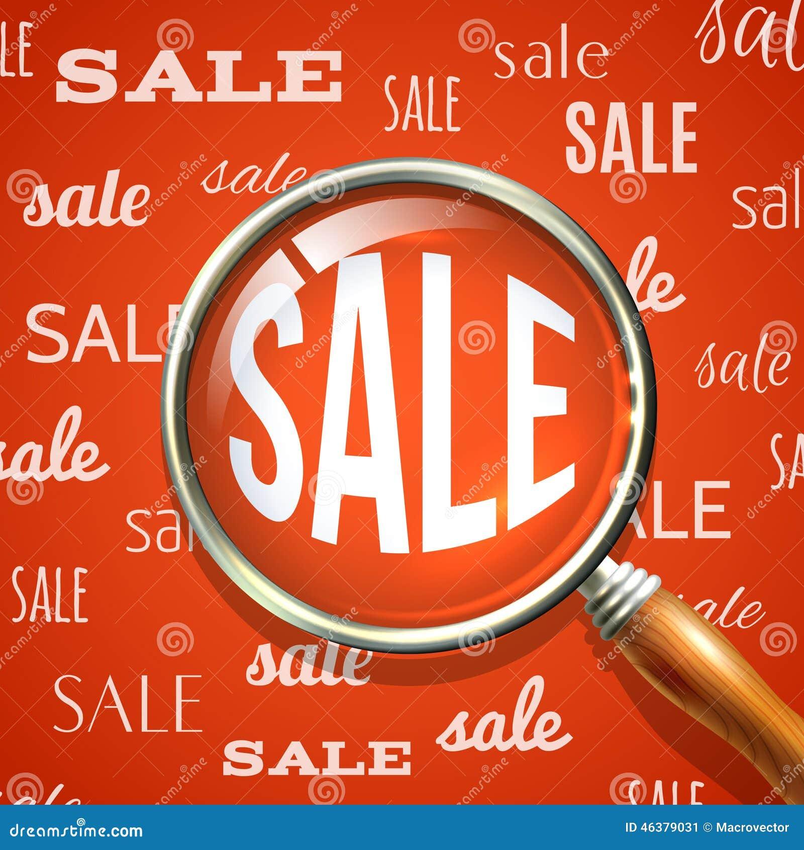 Magnifier και πώληση