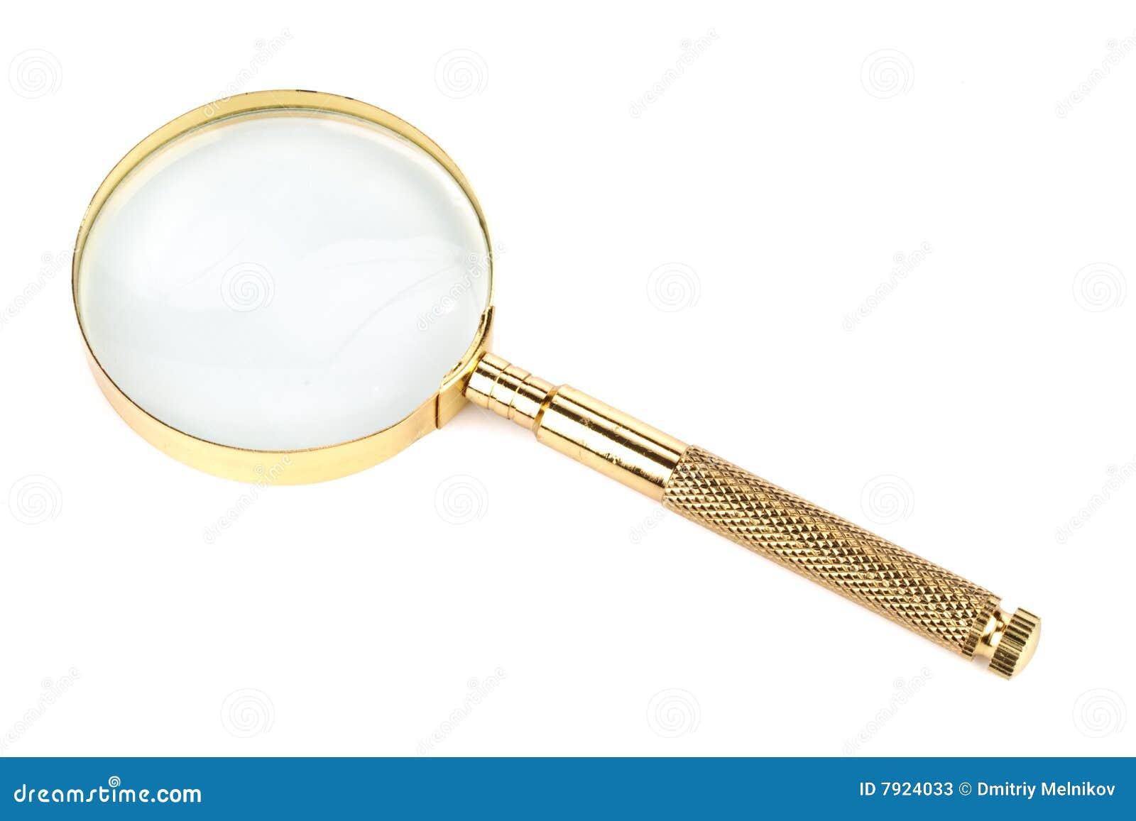 Magnifier do ouro
