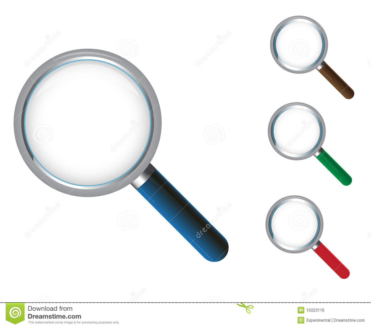 Magnifying Glass Icon ...