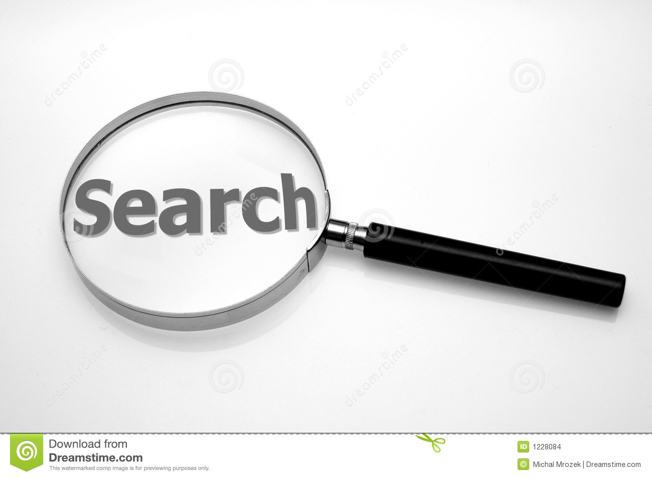 Magnifying Glass - Search Stock Images - Image: 1228084: dreamstime.com/stock-images-magnifying-glass-search-image1228084