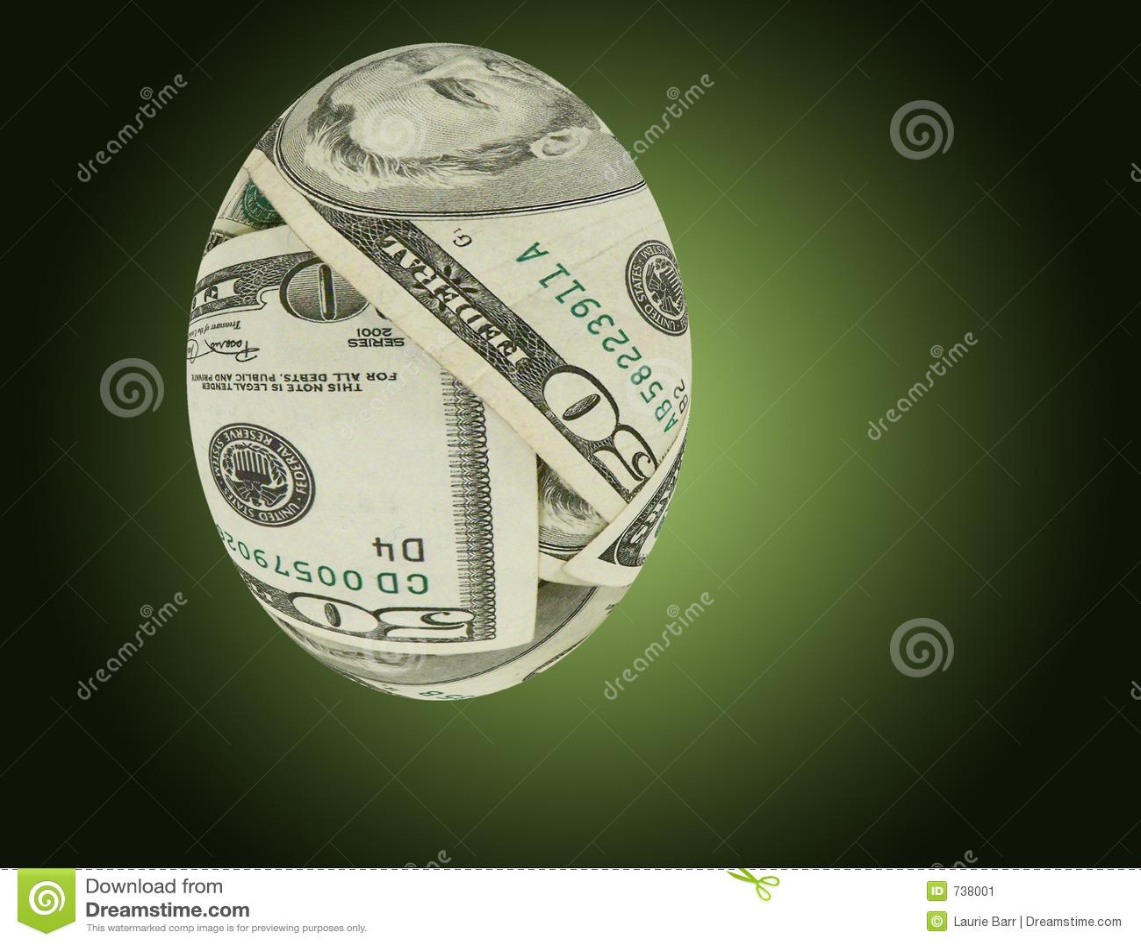 Magot financier