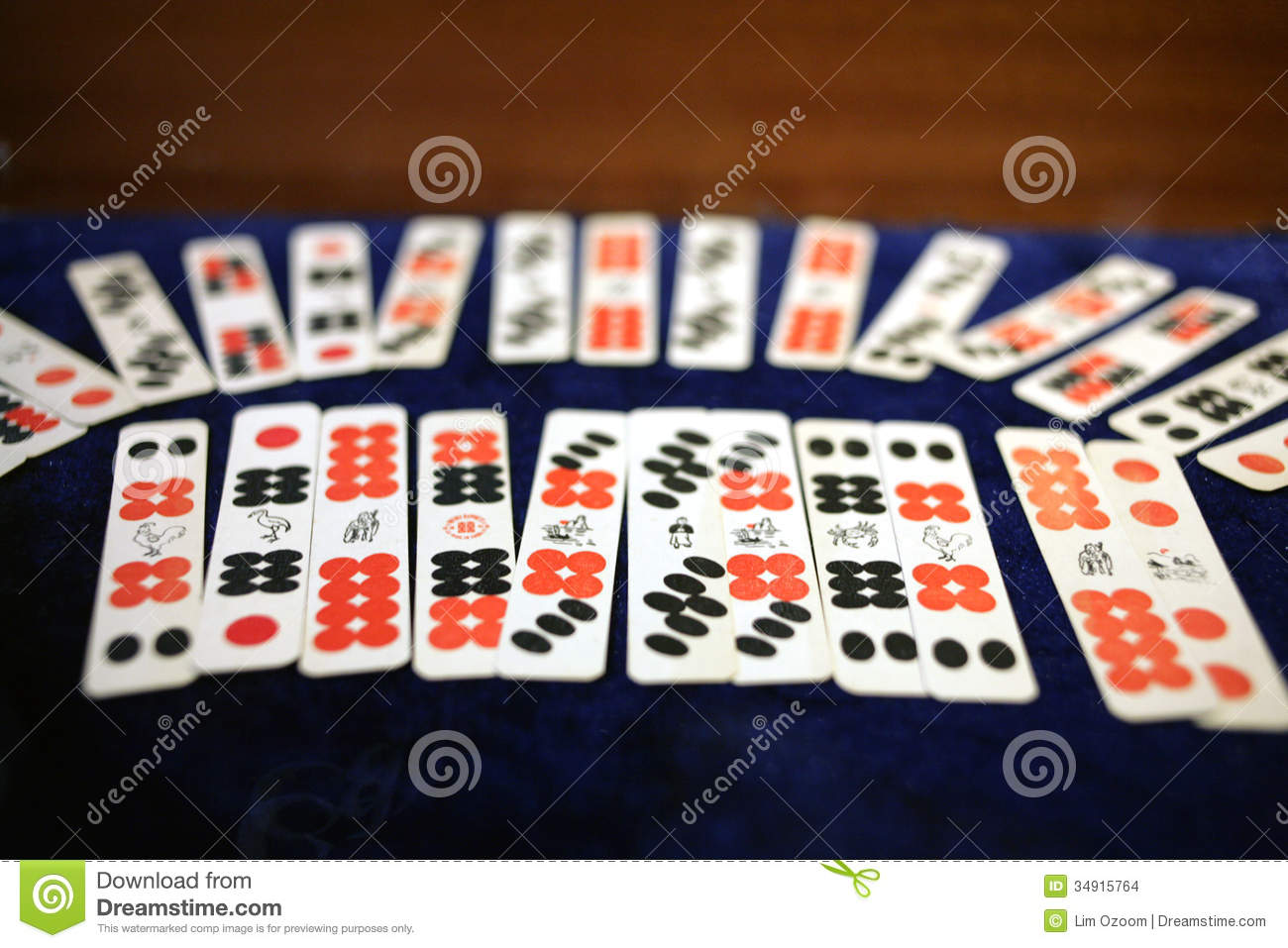 asian card games