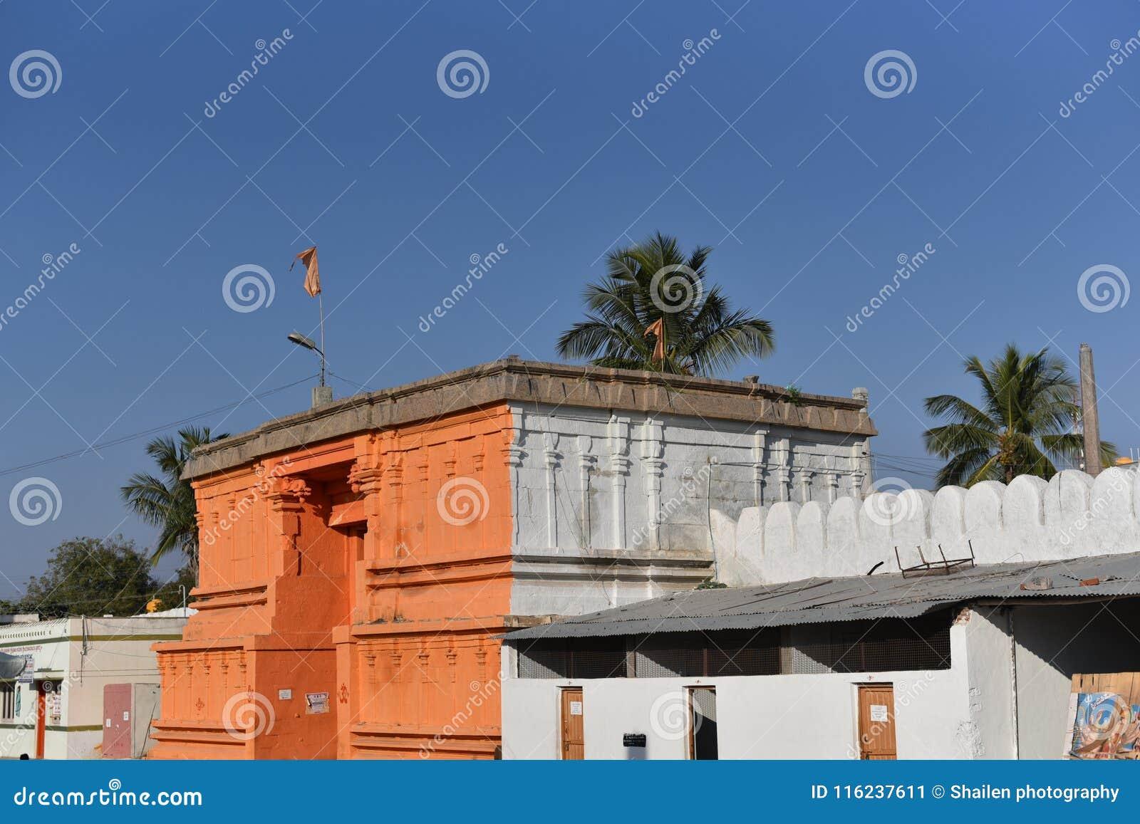 Maha Maya tempel, Kuknoor, Karnataka