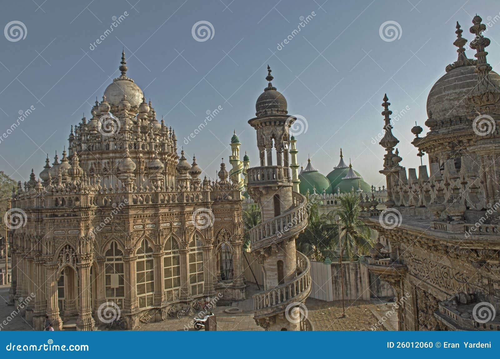 Junagadh India  city pictures gallery : Mahabat Maqbara, Junagadh, India Stock Photo Image: 26012060