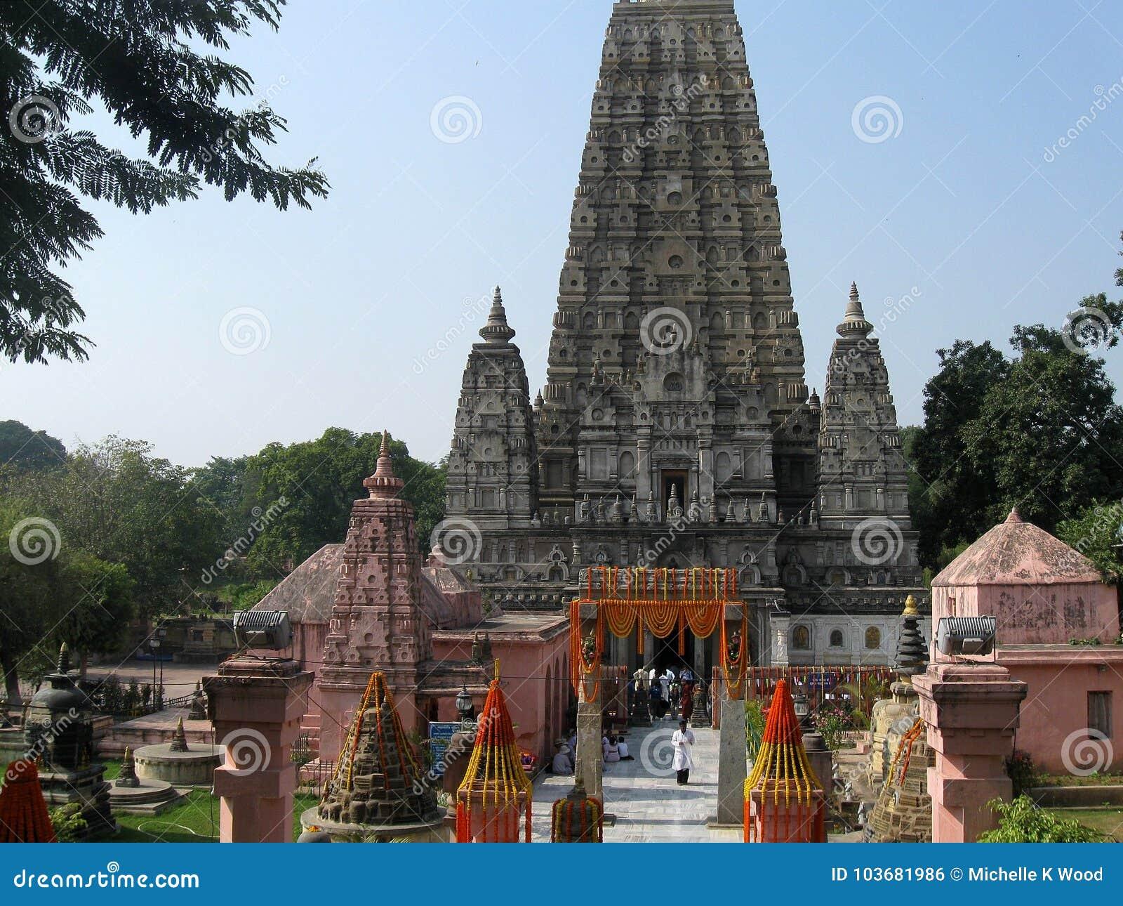 Great Buddha Mahabodhi Mahavihara Temple World Heritage Property