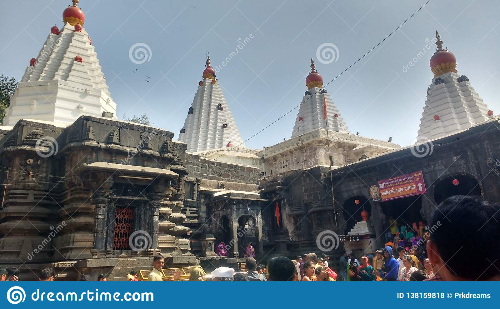 Mahalakshmi świątynia, Kolhapur & x28; Shree Ambabai mandir& x29;