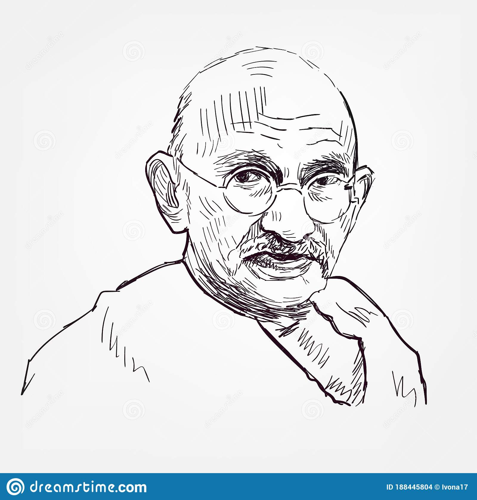 Mahatma Gandhi Portrait Stock Illustrations 159 Mahatma Gandhi Portrait Stock Illustrations Vectors Clipart Dreamstime
