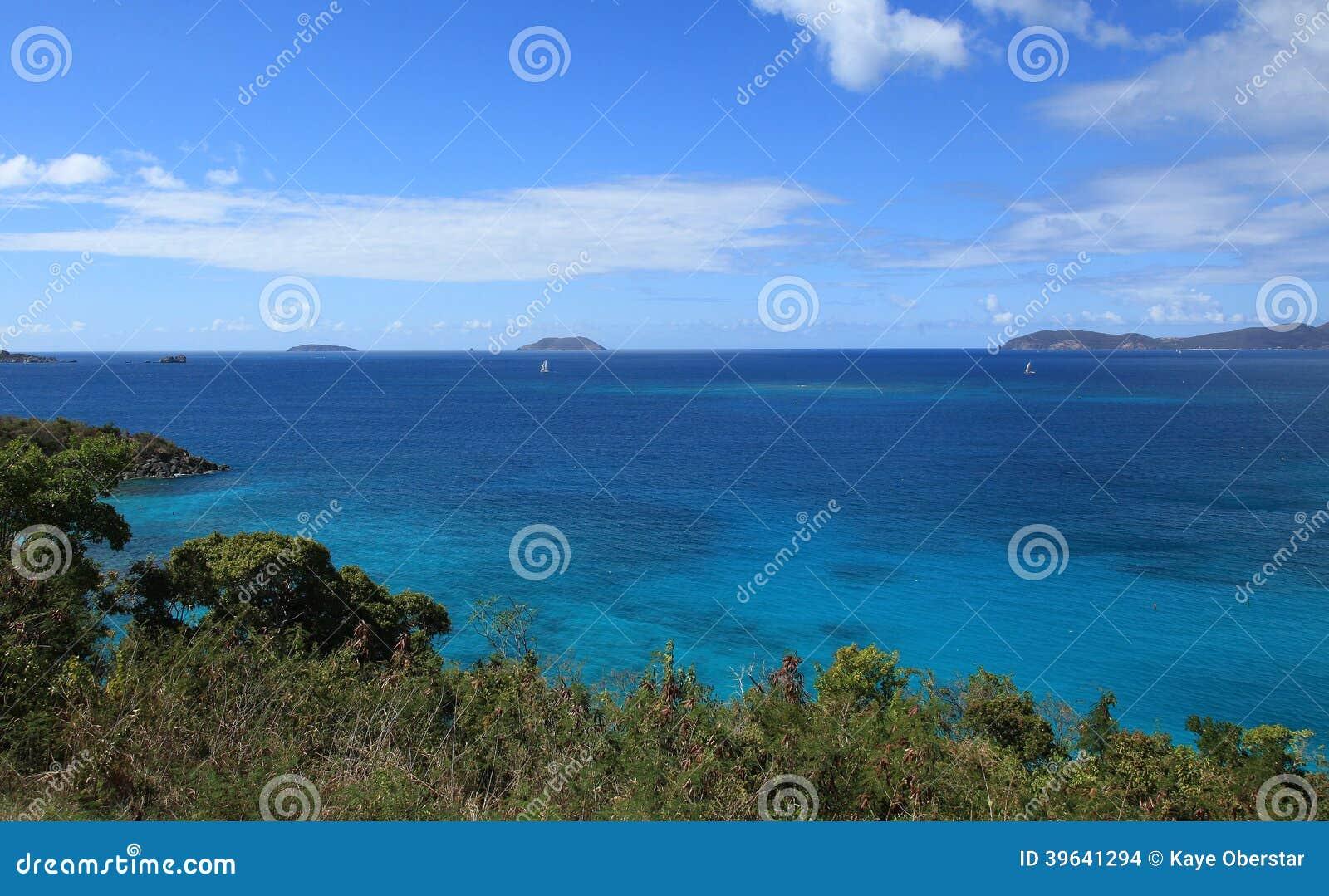 Maho Bay em St John