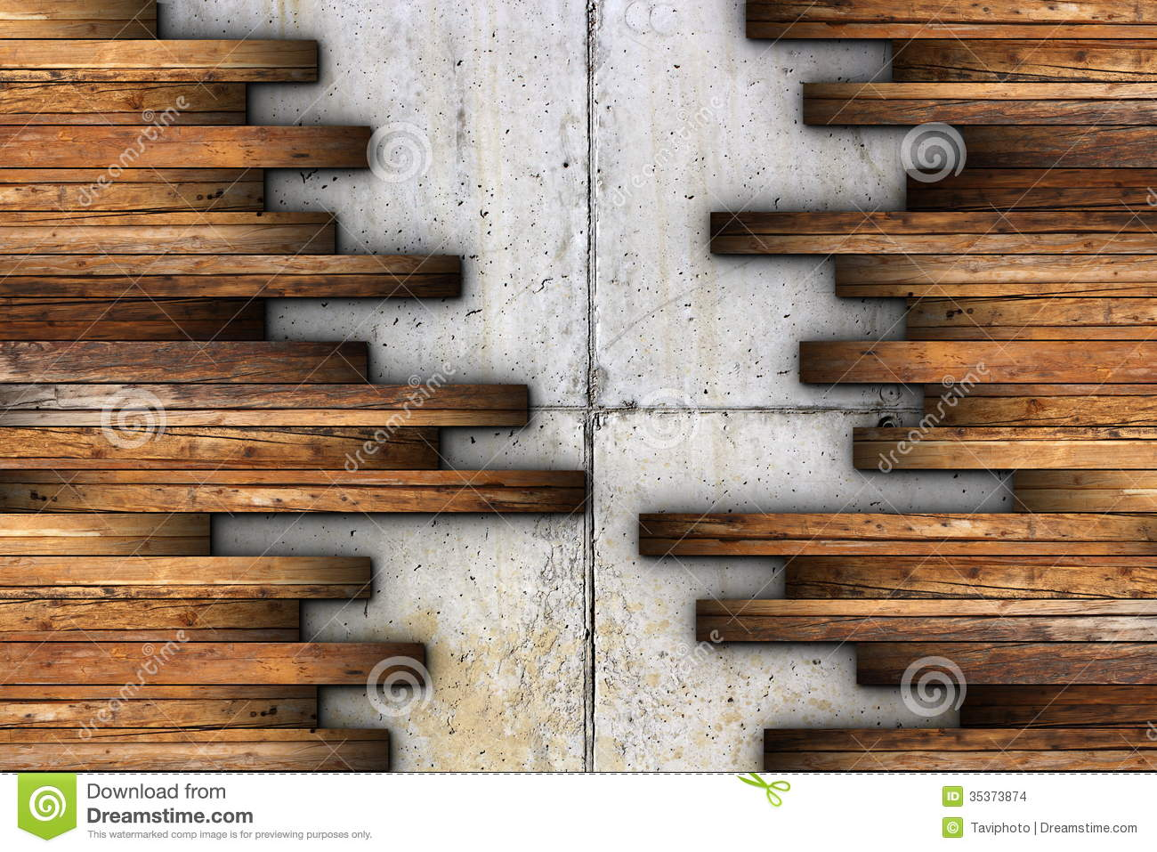 Floor Montage Stock Photography 36269870