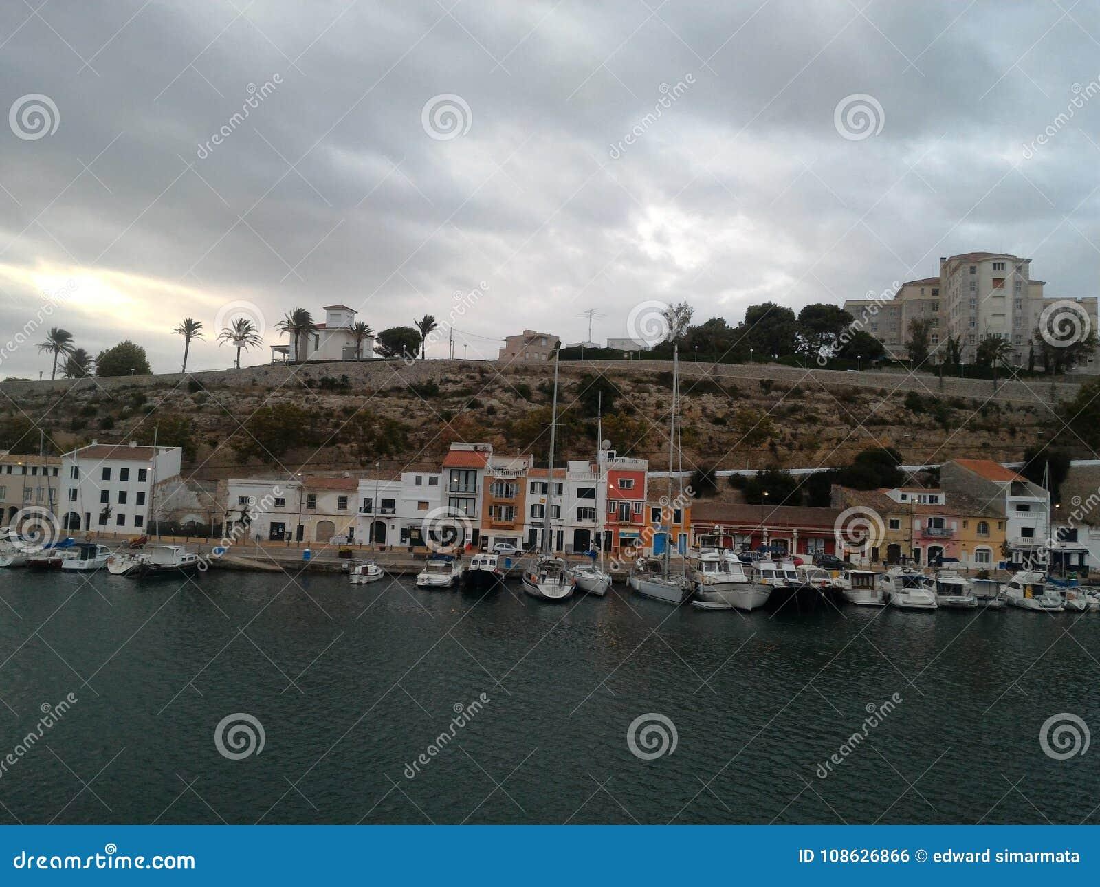 Mahonhaven Spanje