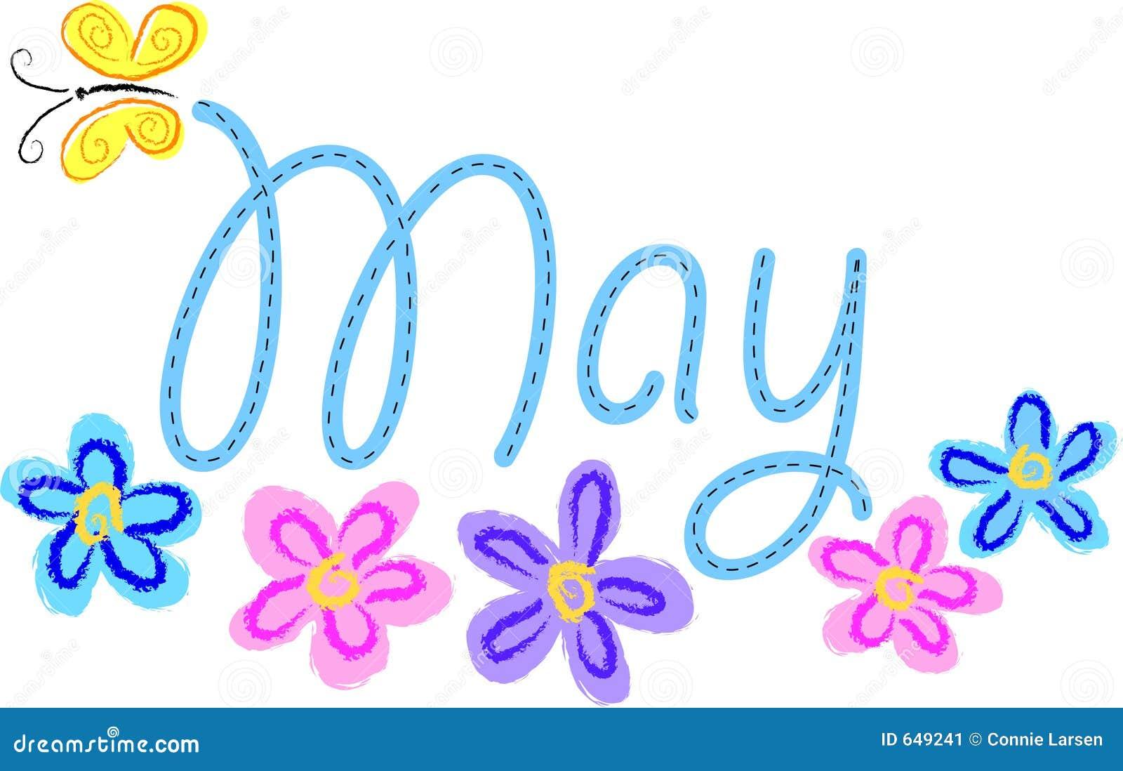 Mai-Blumen