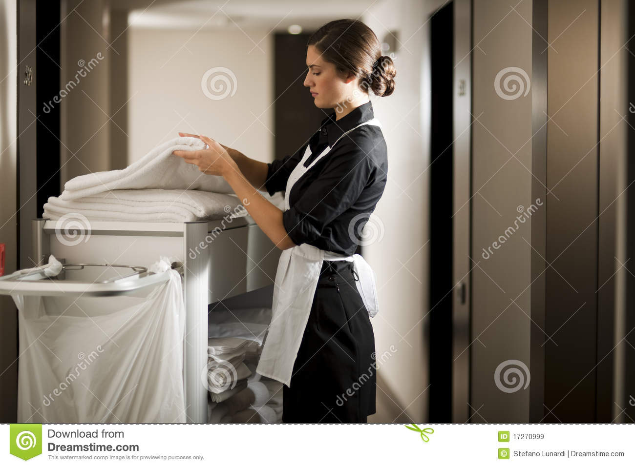 working as a housekeeper Working as a housekeeper is physically demanding you have to develop a routine and set your own pace so that you won't get overwhelmed.
