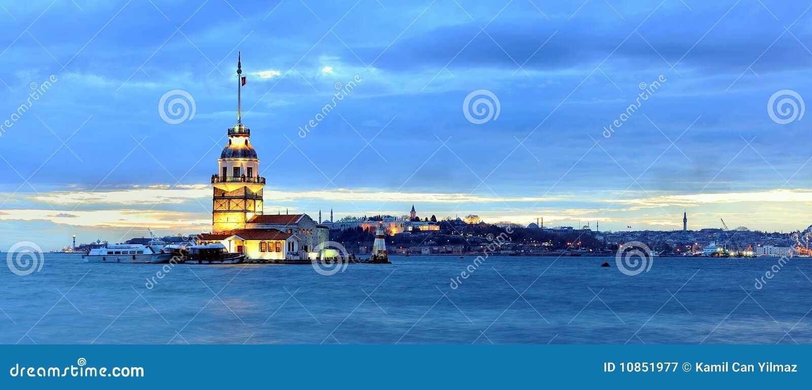 Maiden Tower Panaromic