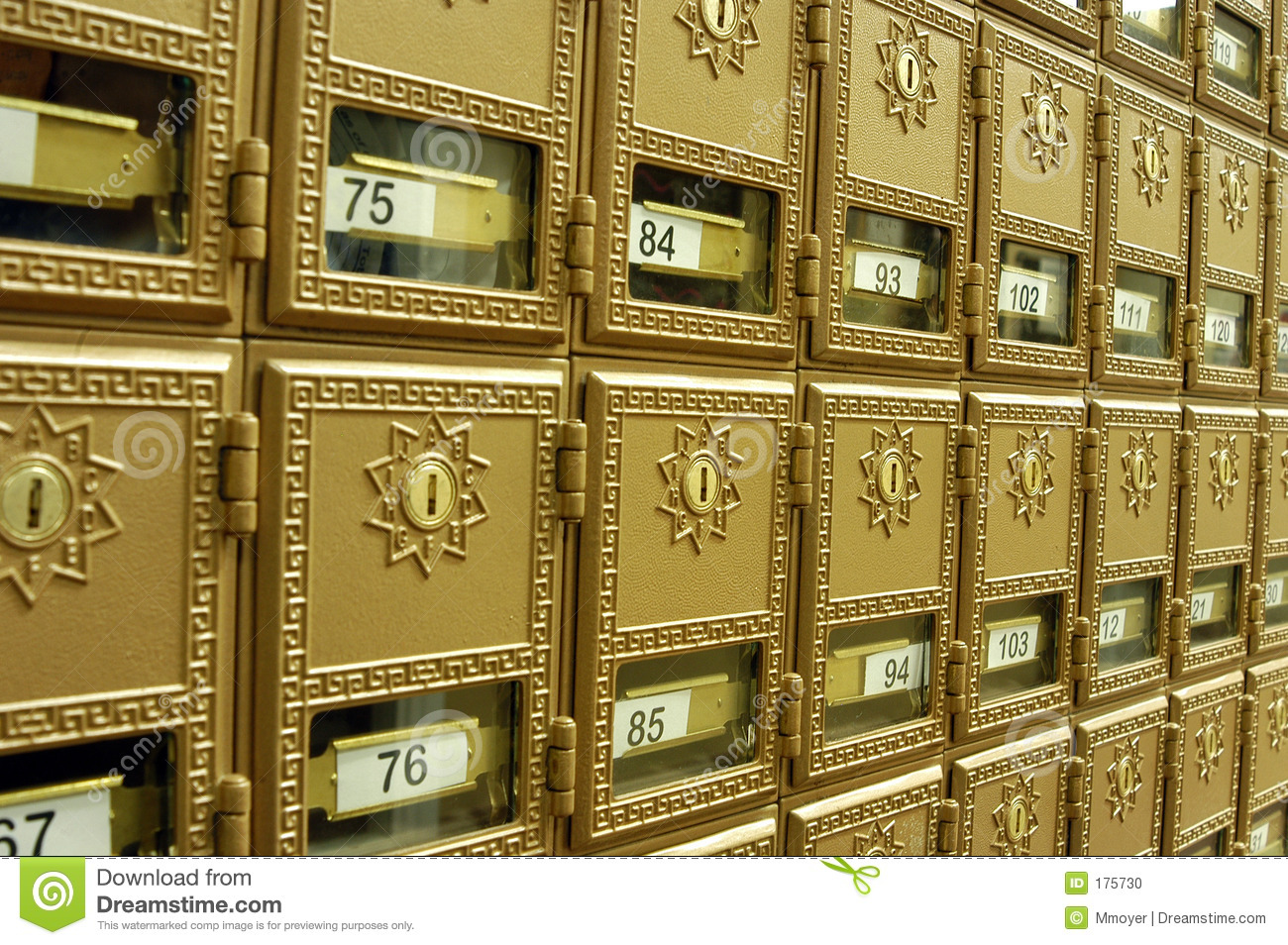 Mail boxes 1