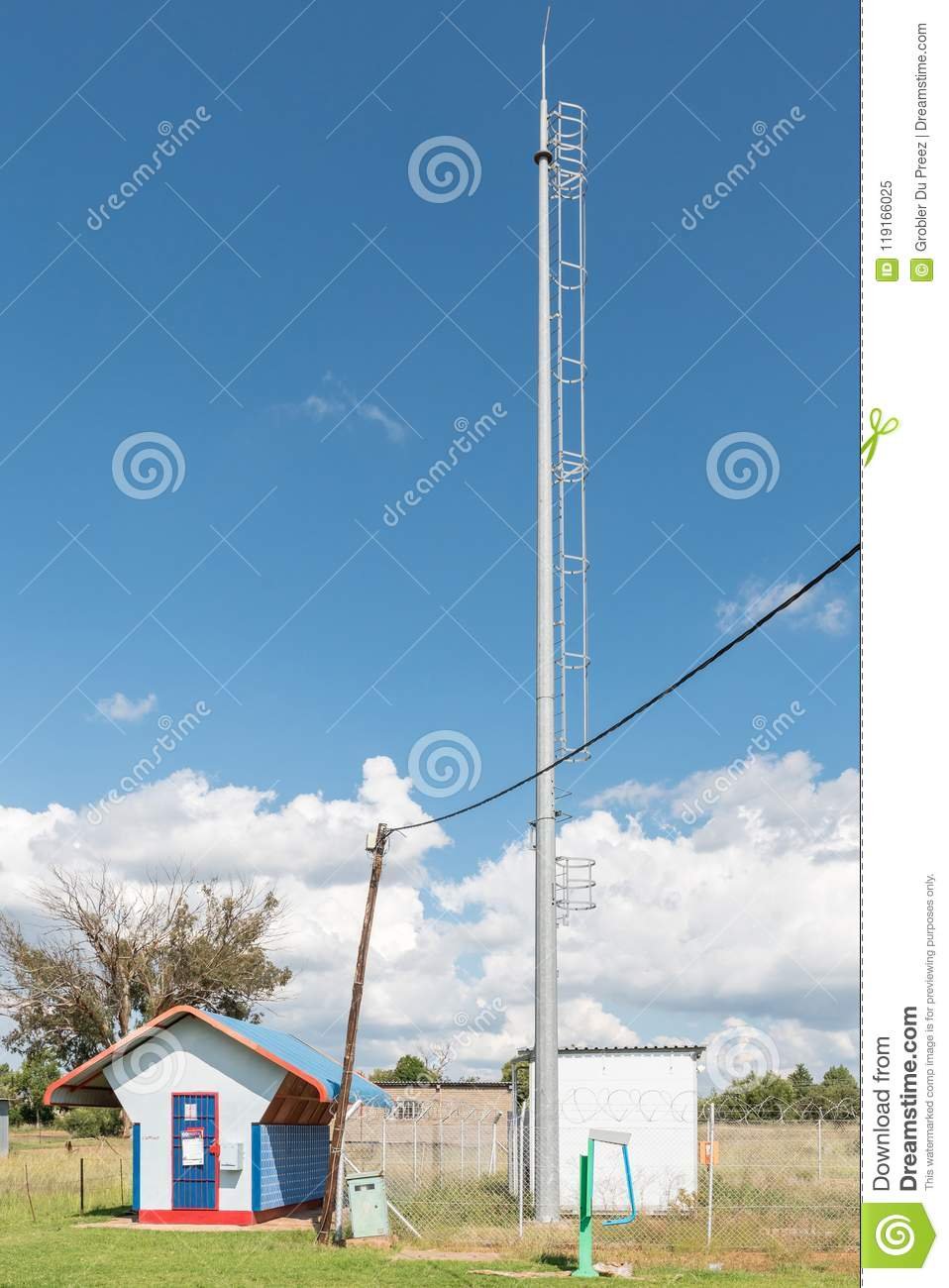 Mail Boxes And Telecommunications Equipment In Vanstadensrus ...