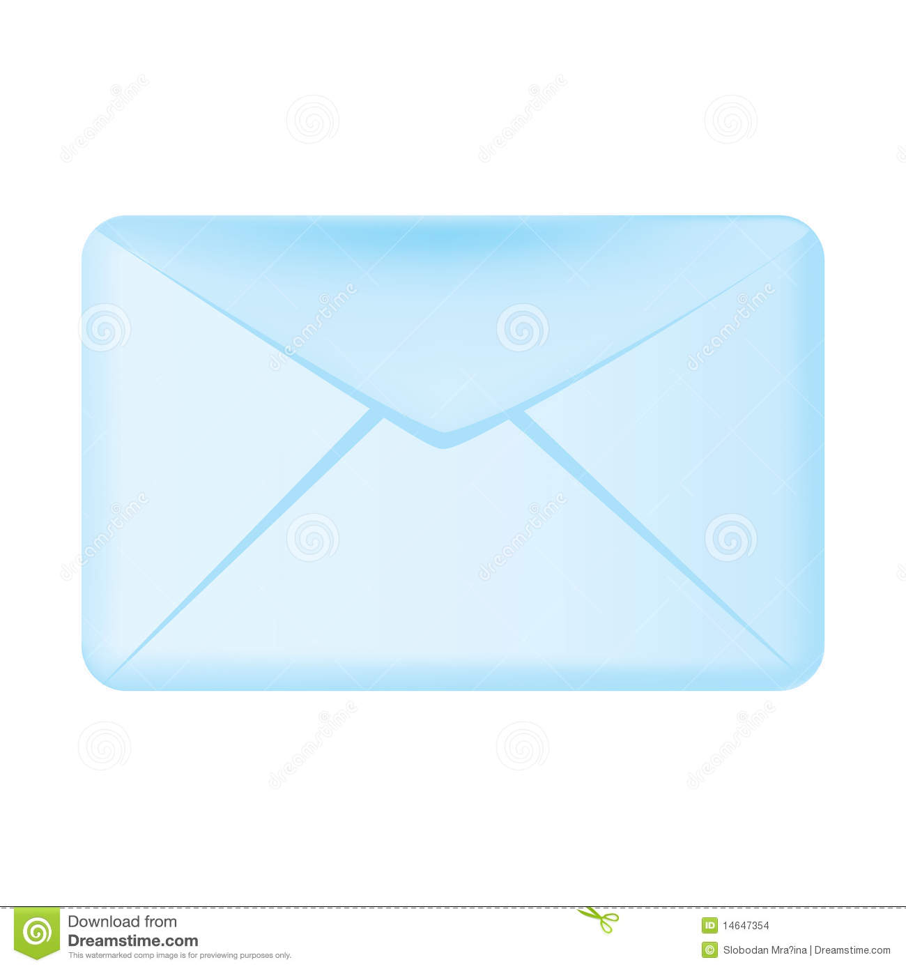 Mail Envelope Stock Images Image 14647354