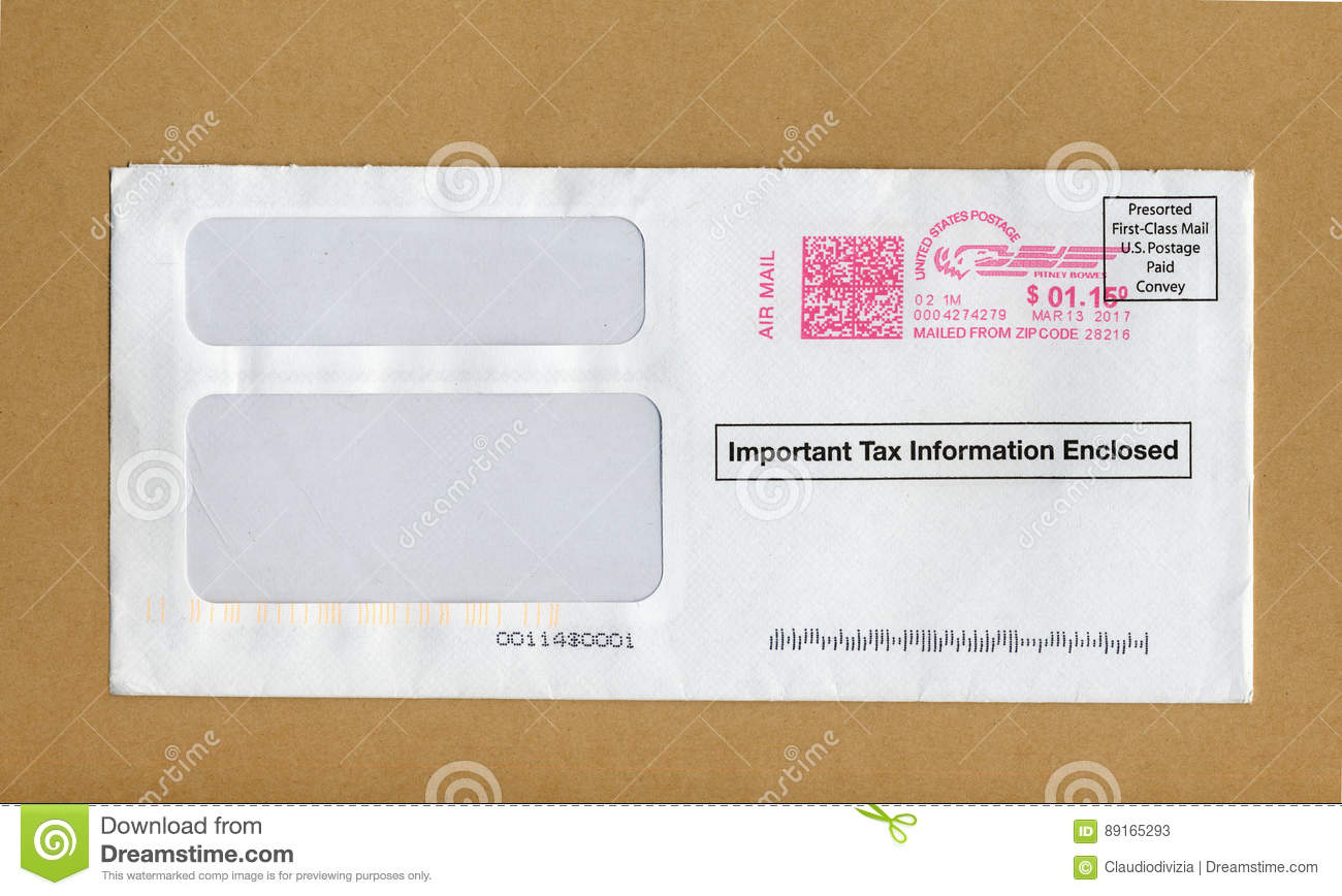 mail letter envelope editorial stock photo. image of finance - 89165293