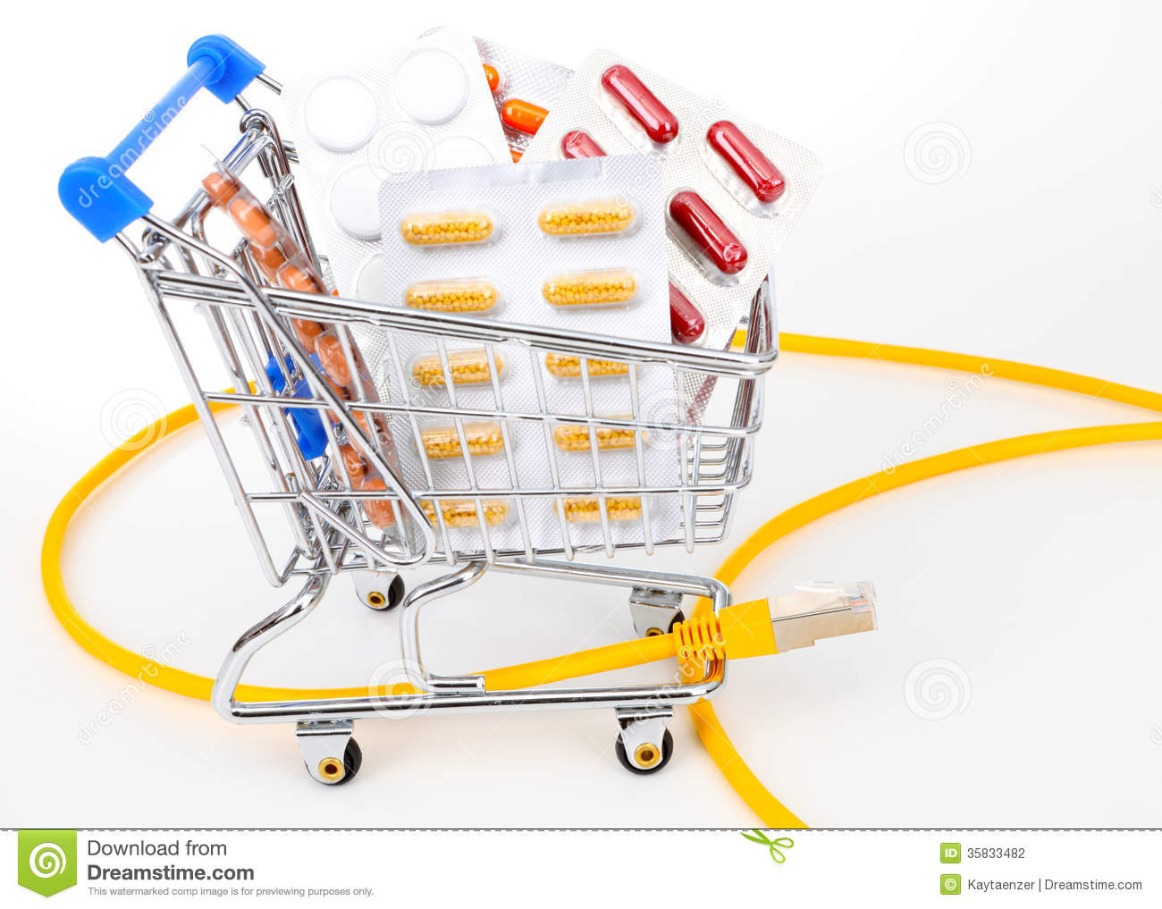 ... pharmacy networks, contract with mail-order pharmacies and process