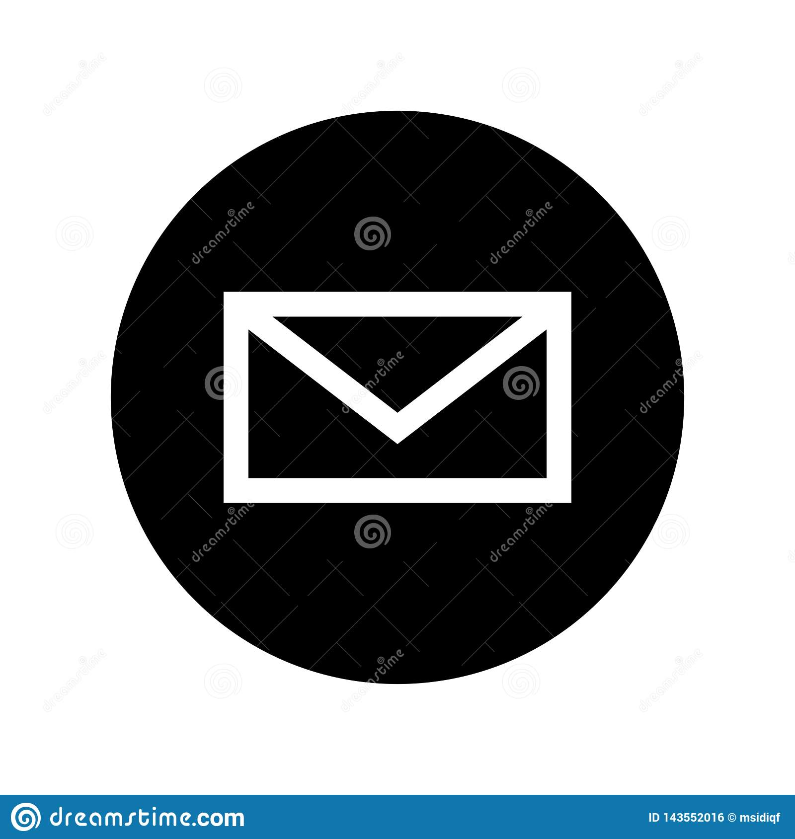 Mail 2 Web Icon - msidiqf