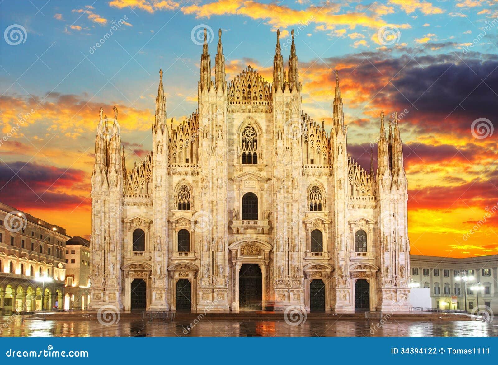 Mailand - Duomo