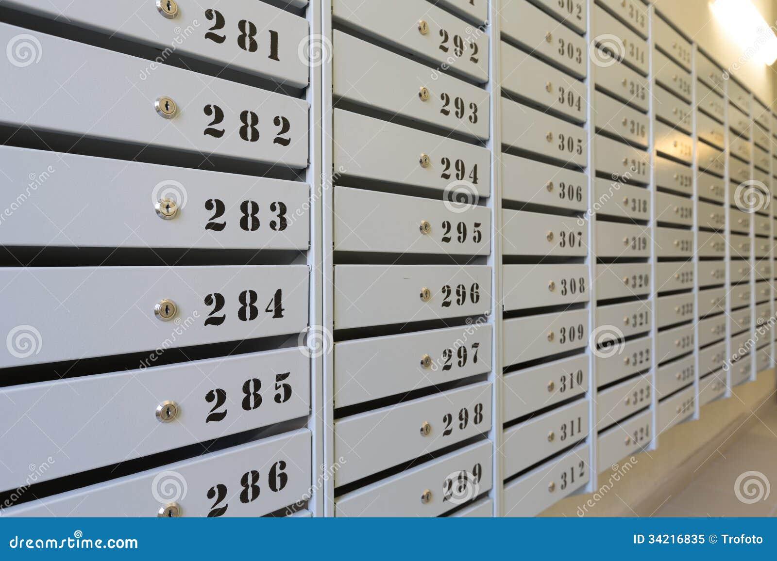 Modern Mailbox Design