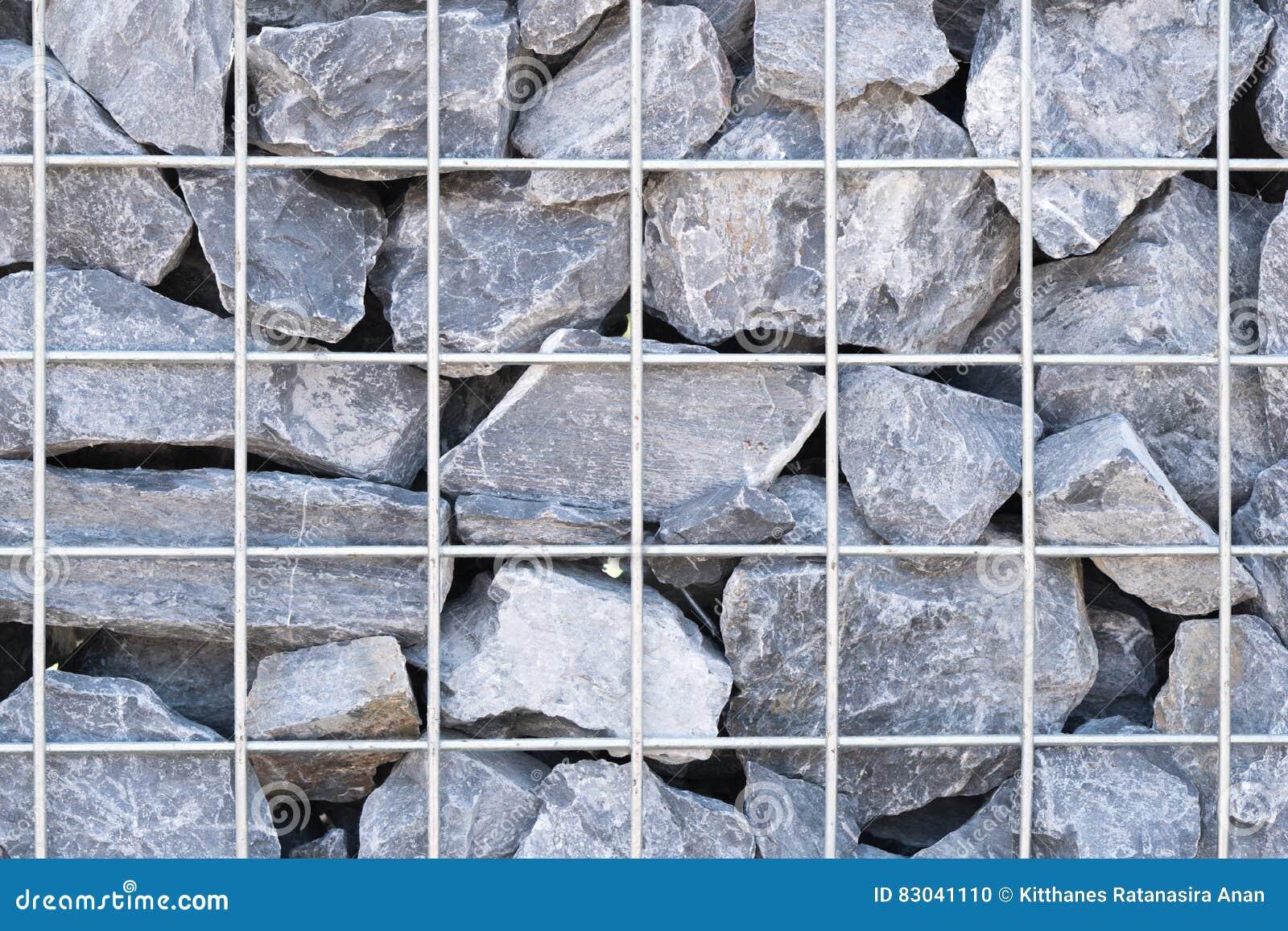 mur de gabion stock images download 204 photos. Black Bedroom Furniture Sets. Home Design Ideas