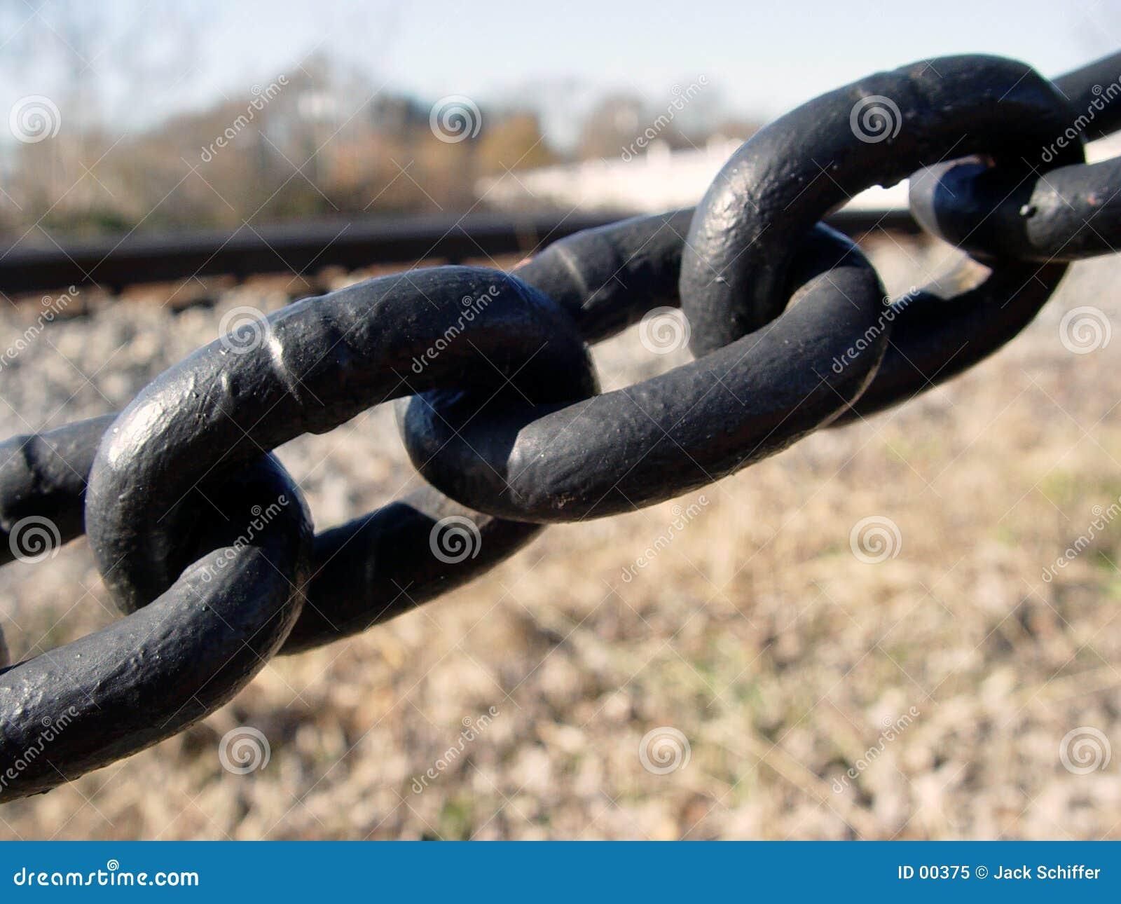 Maillons de chaîne