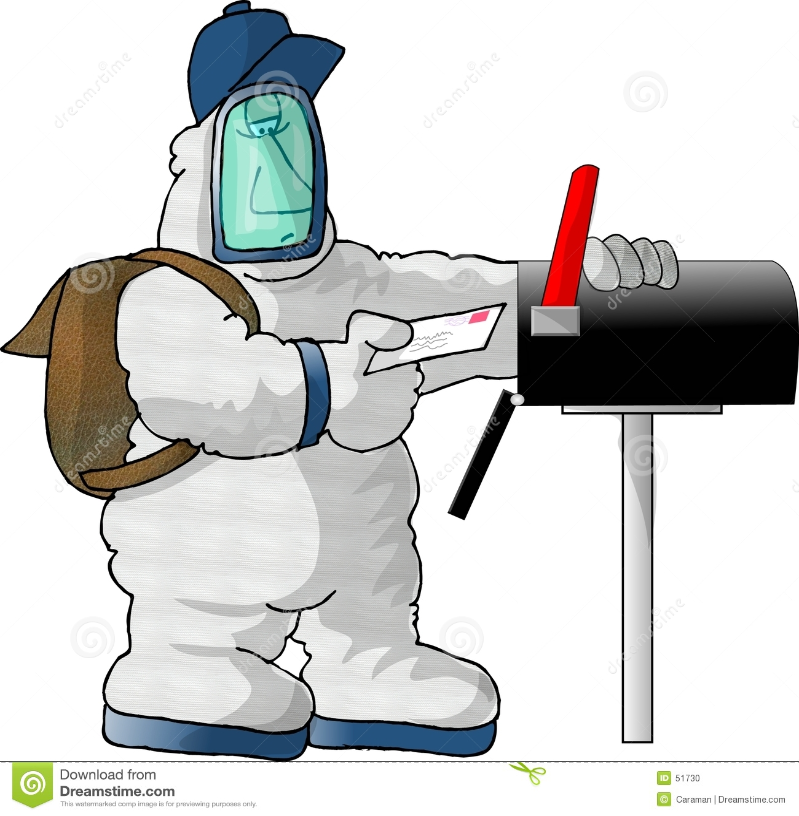 Mailman no século XXI