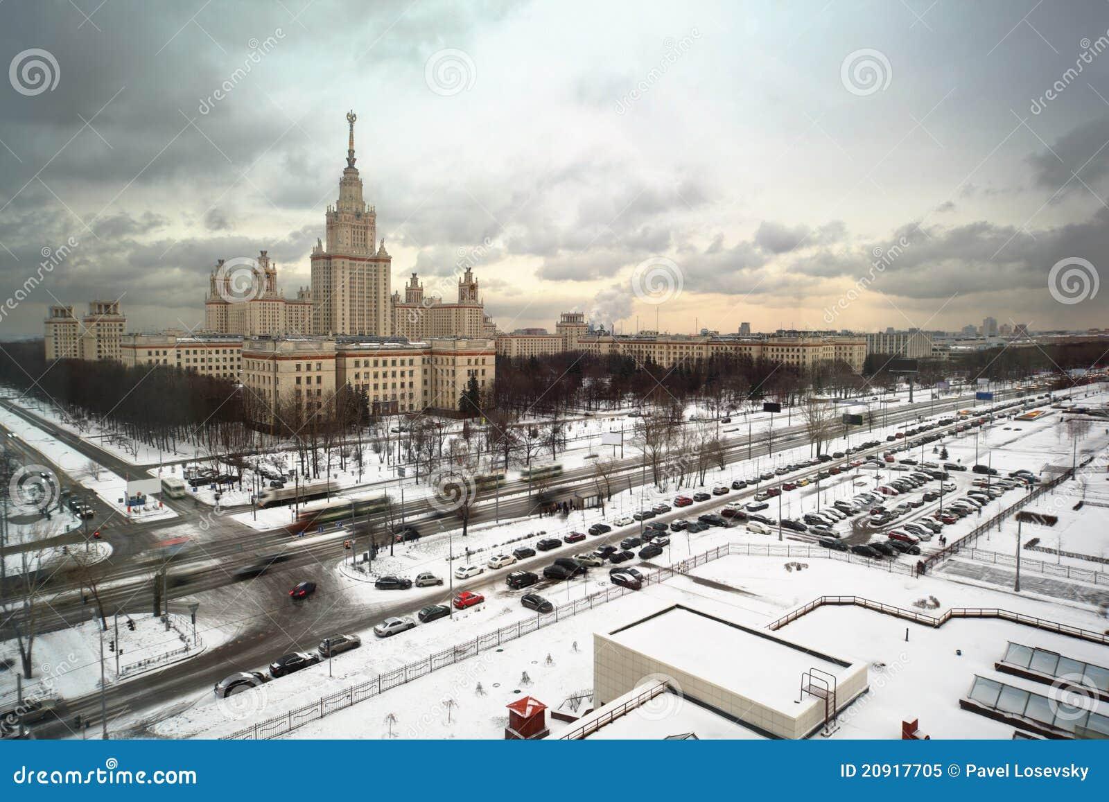Main Russian University And 72