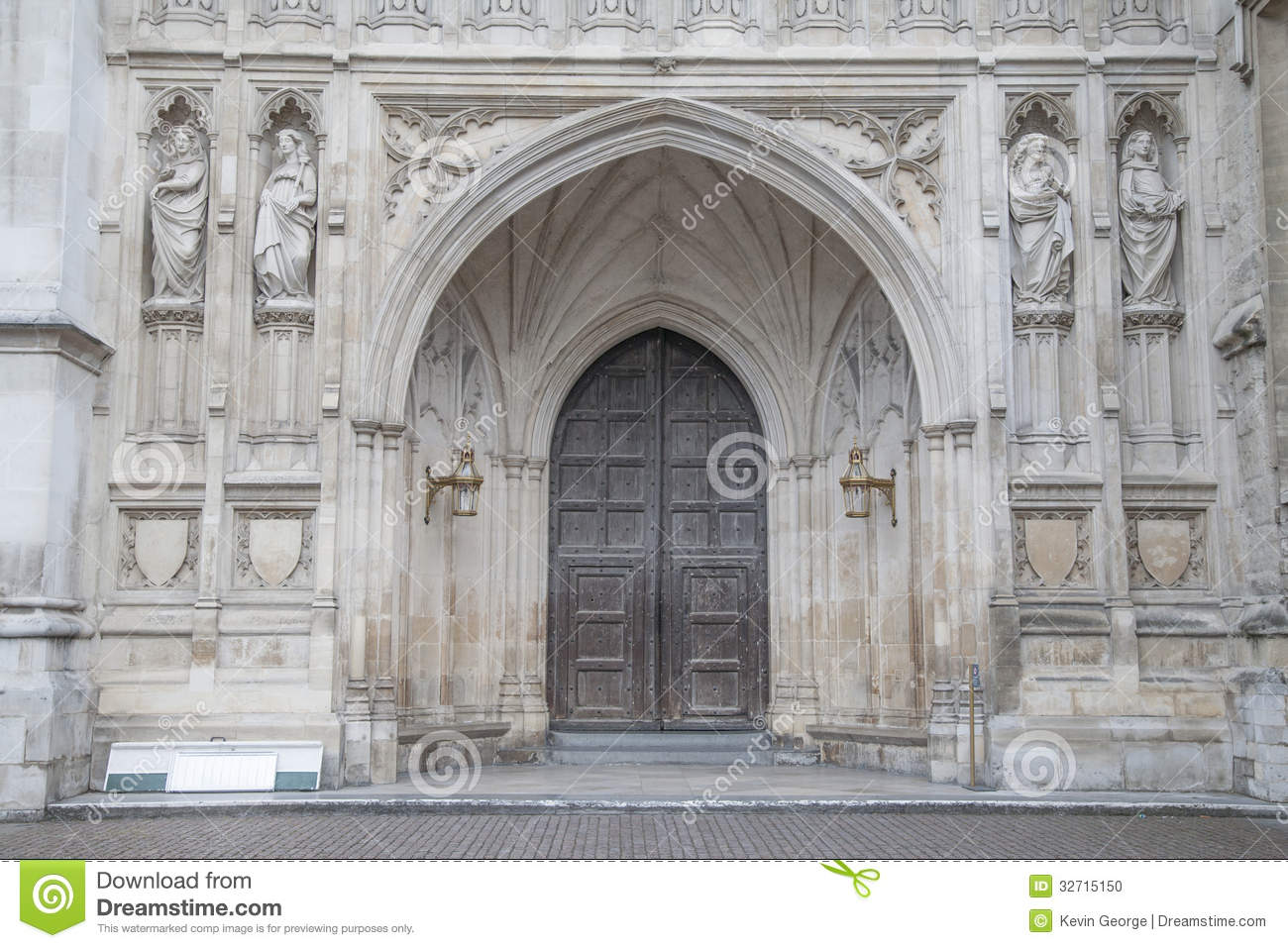 Royalty-Free Stock Photo & Main Entrance Door Of Westminster Abbey London Stock Photo ... pezcame.com