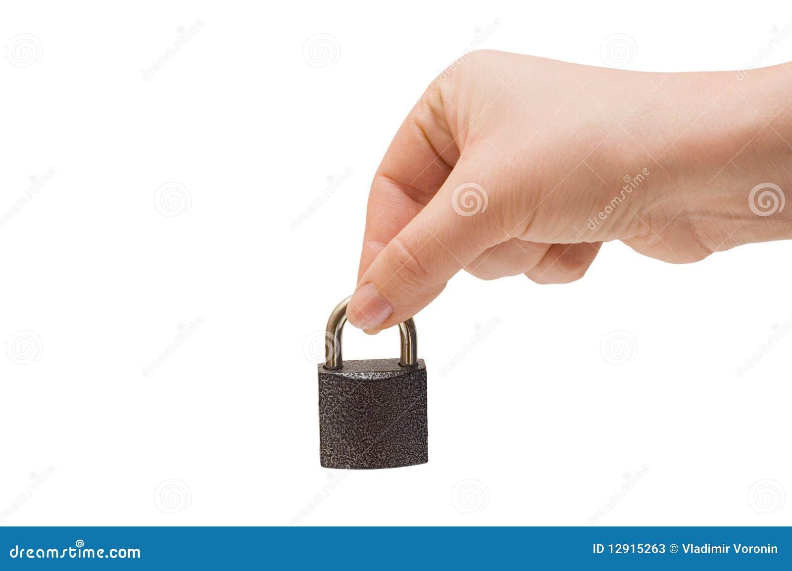 Main et blocage