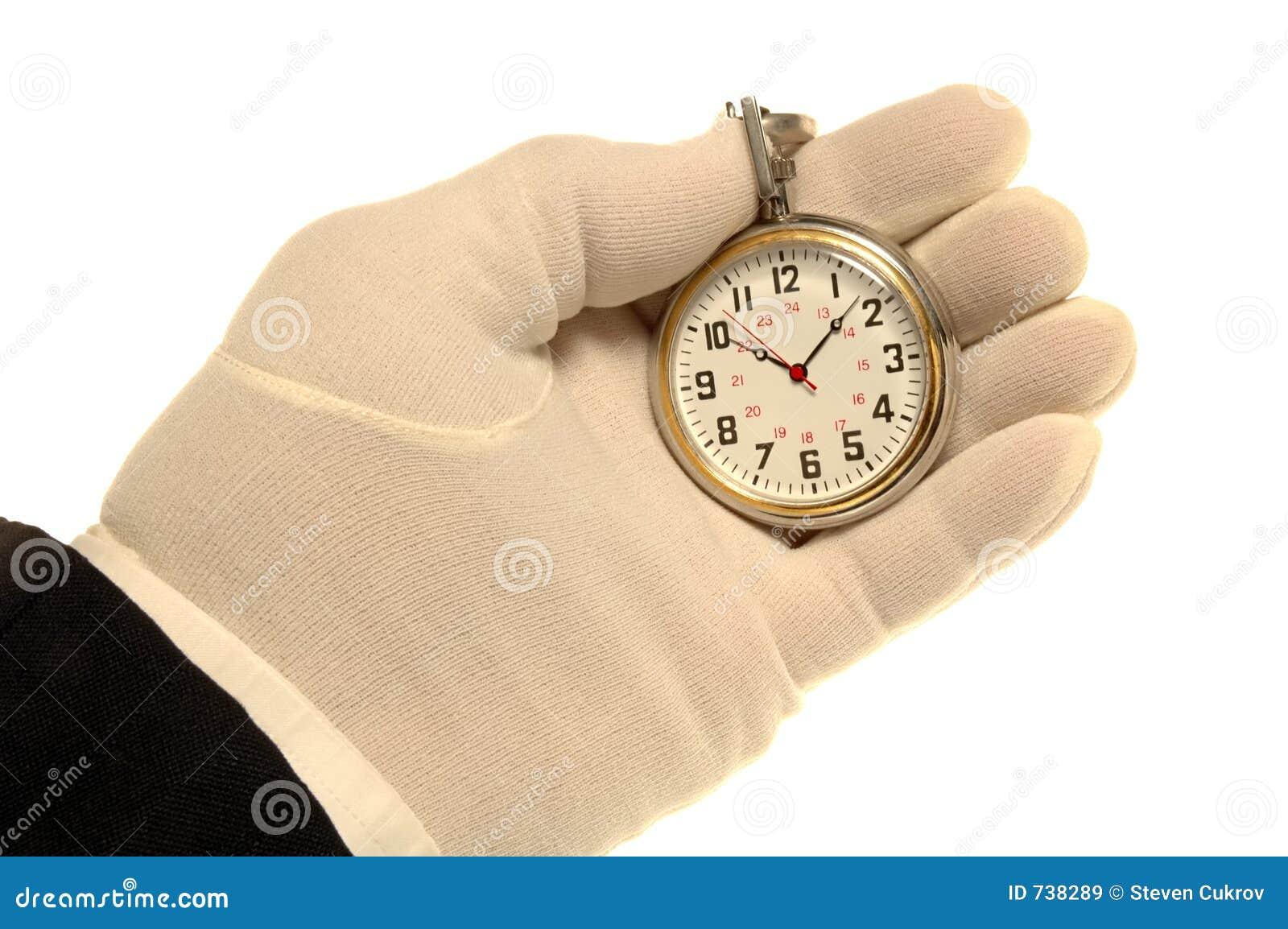 Main et montre