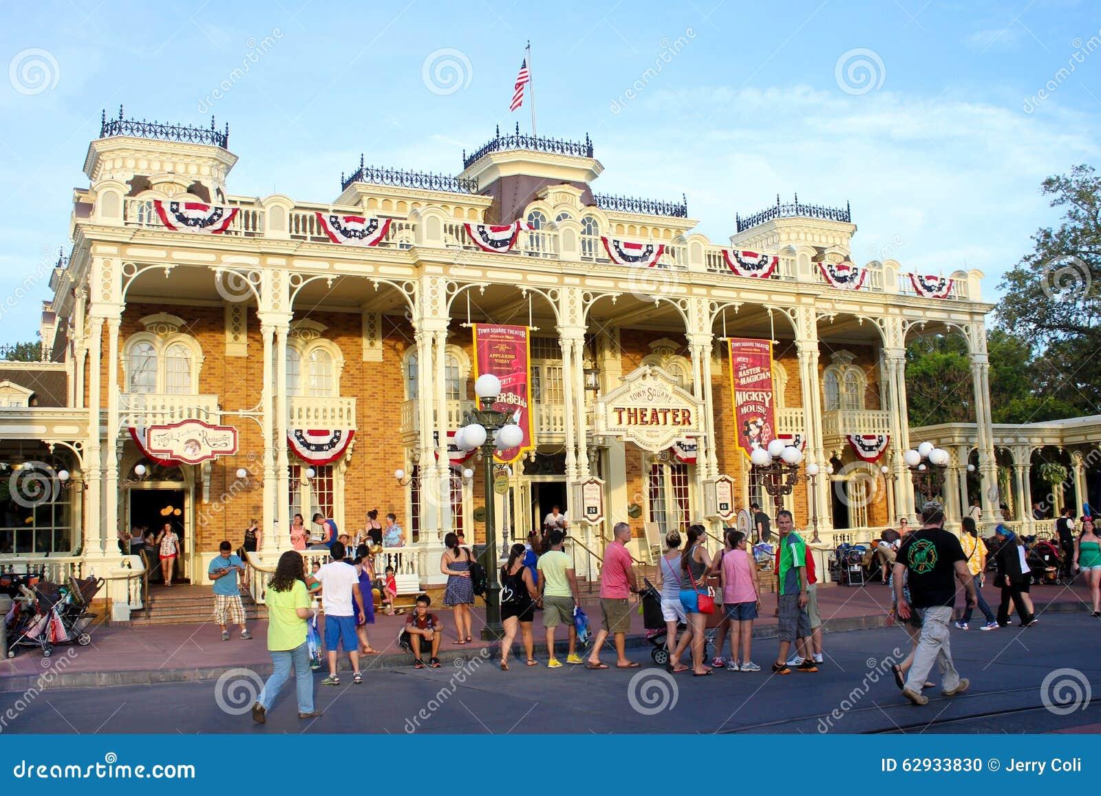 Main Street at Disney s Magic Kingdom.