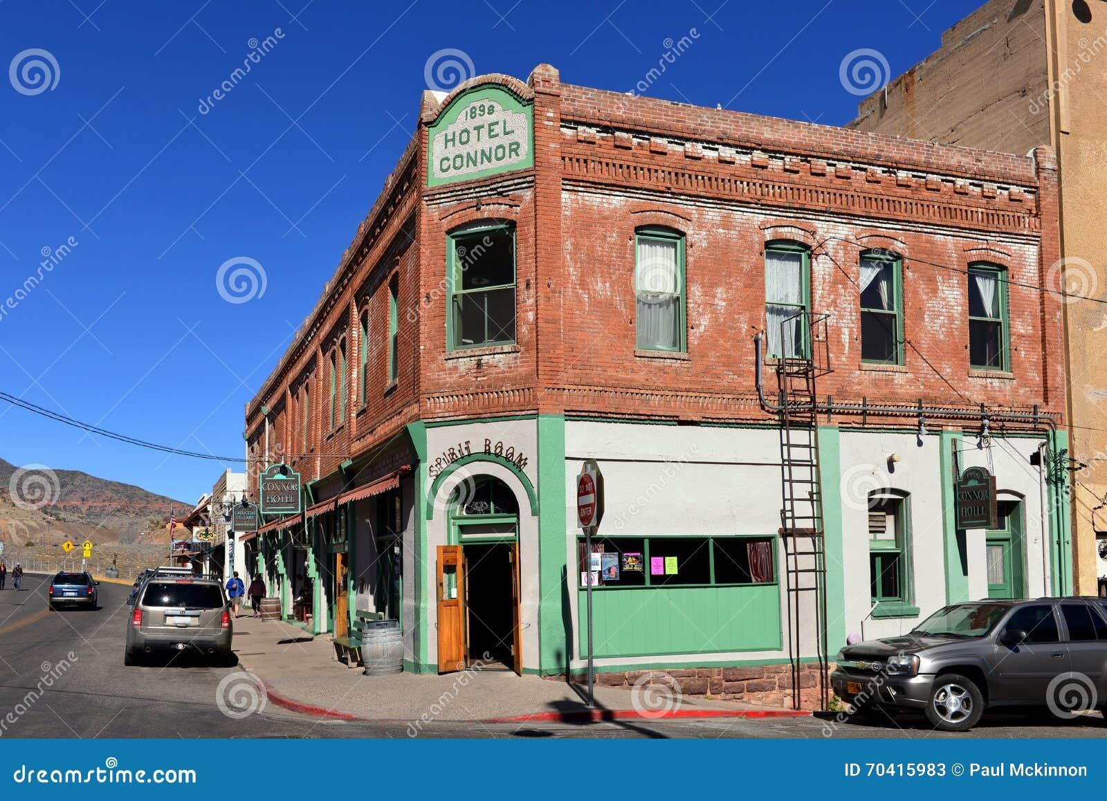 File:Main Street (Jerome, Arizona).jpg - Wikimedia Commons