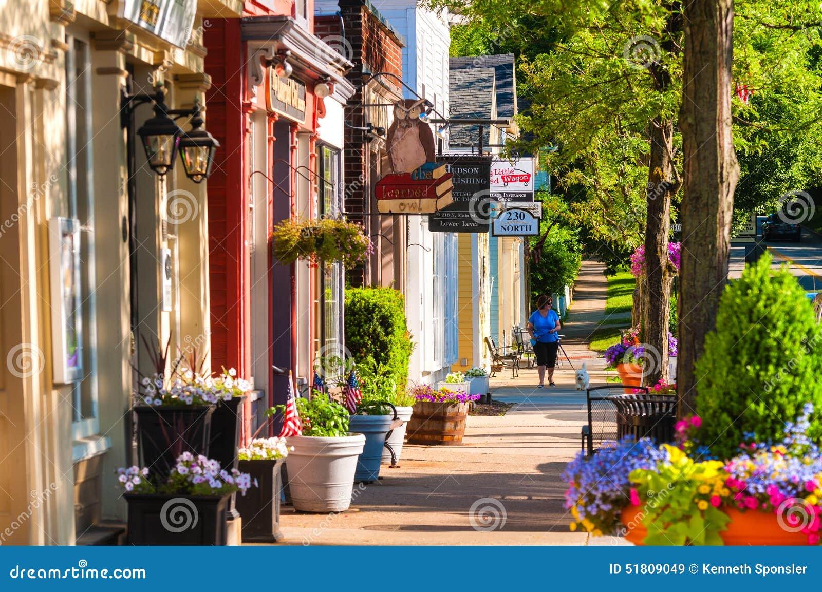 Main Street -het noorden