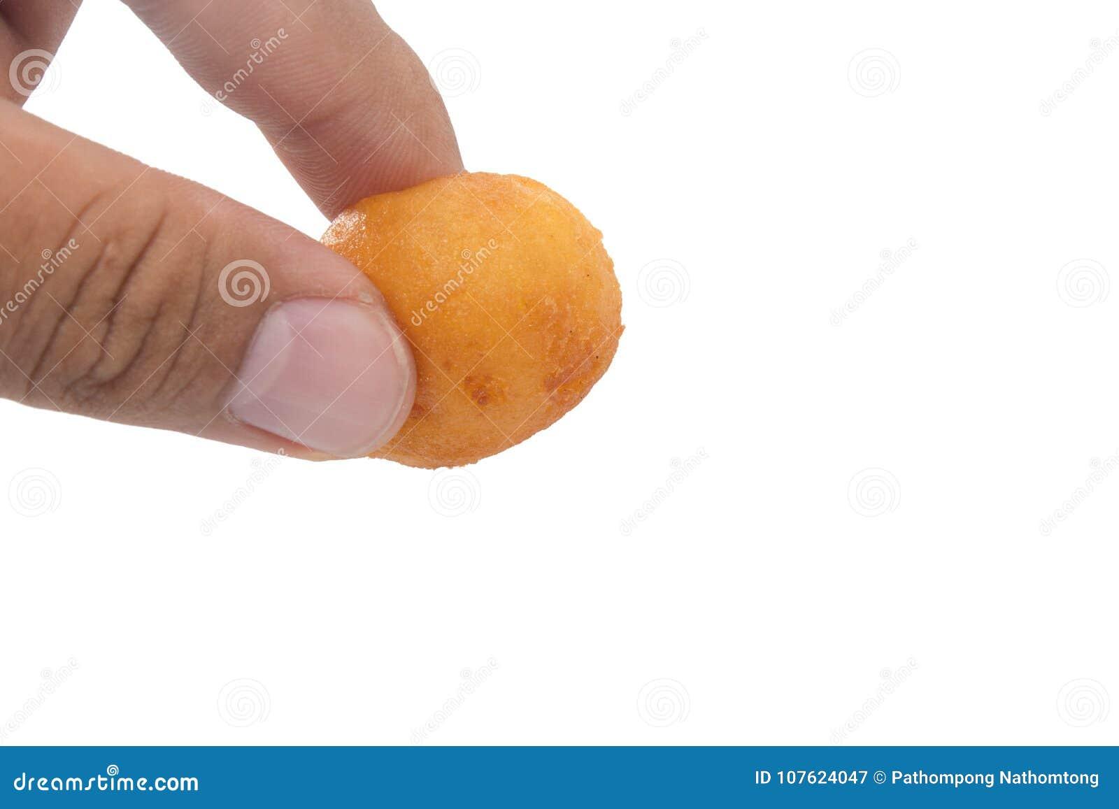 Main tenant Fried Sweet Potato Balls