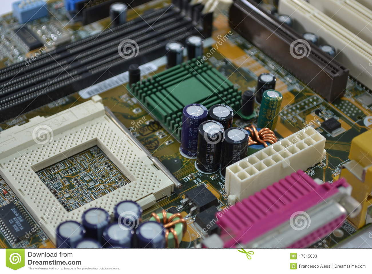 Mainboard do computador
