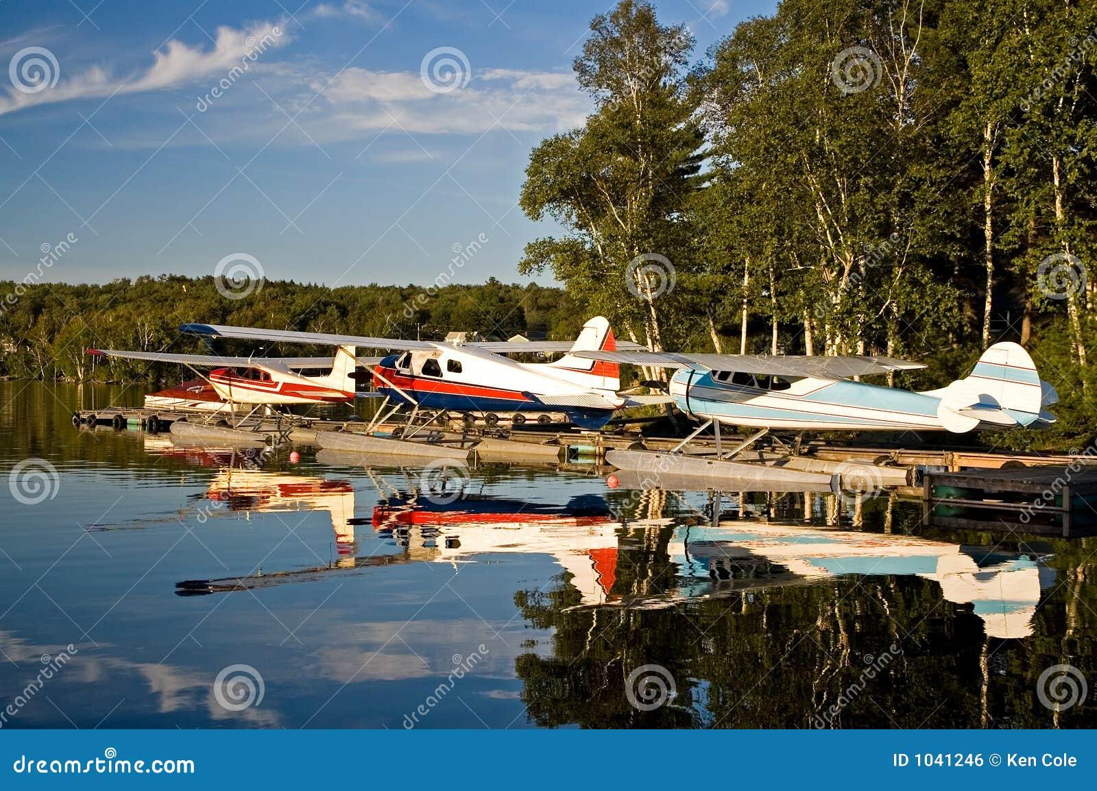 Maine nordliga seaplanes