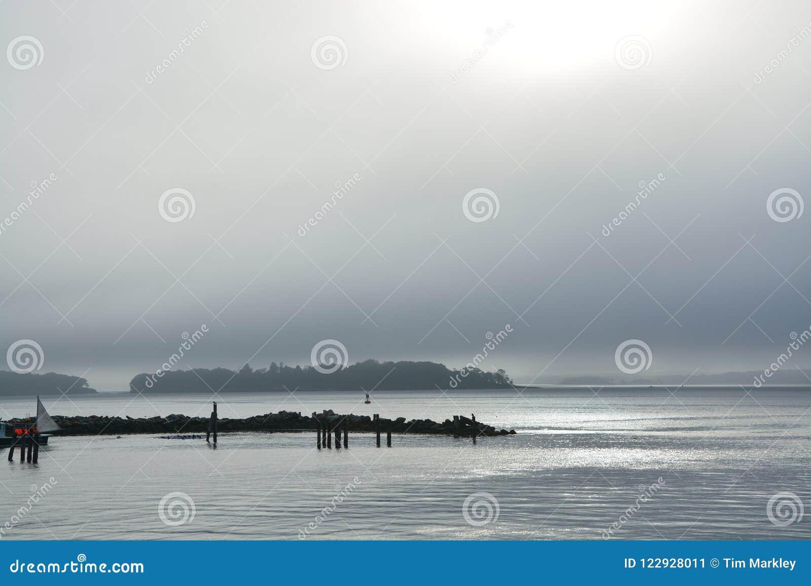 Maine wybrzeże