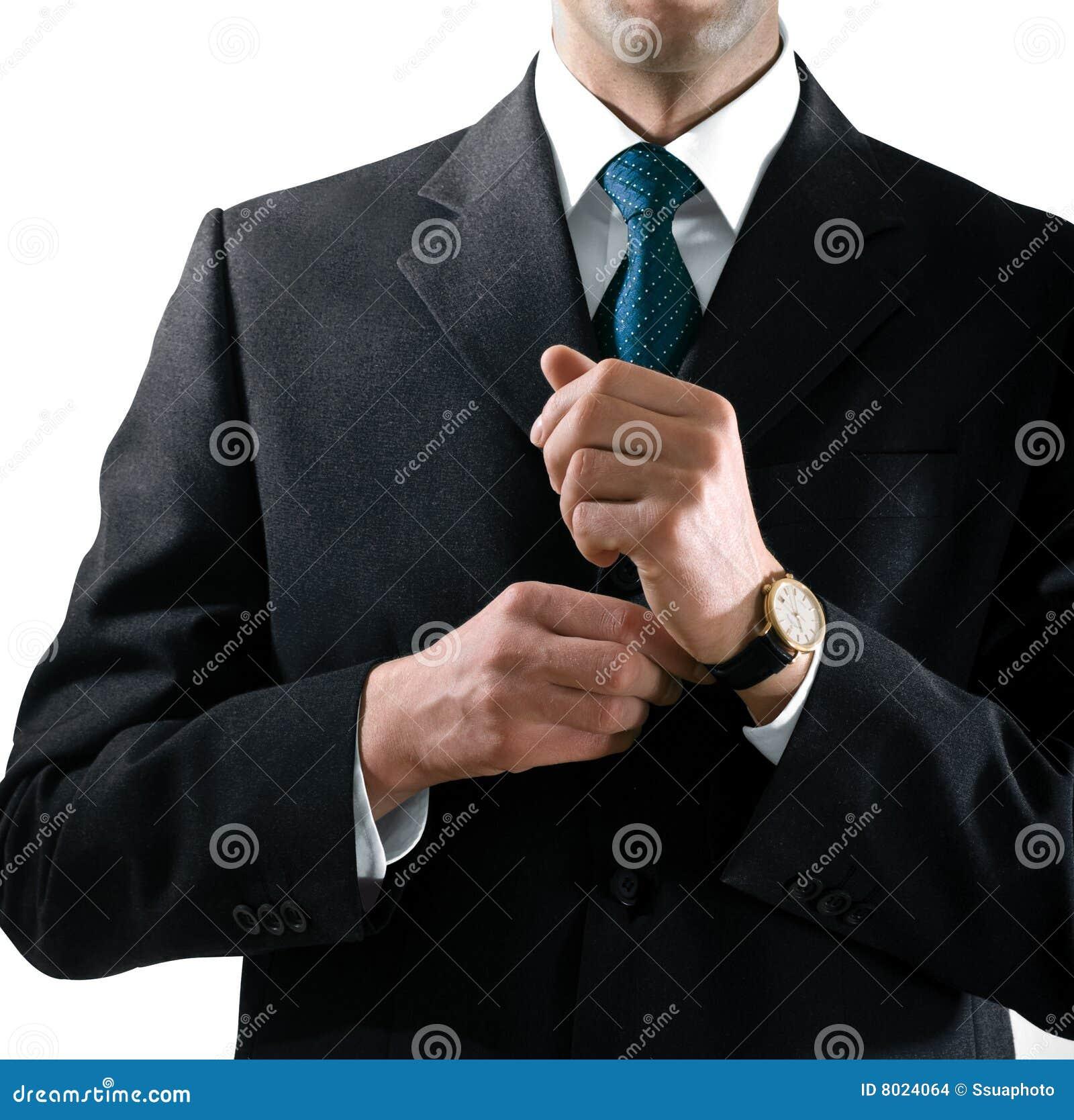 Mains d homme d affaires